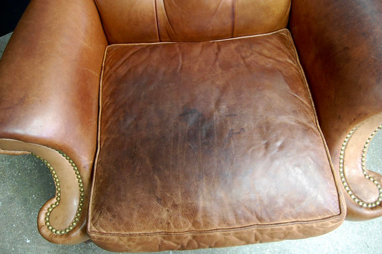 Leather Recliner By Hancock Moore Living Room Love Pinterest