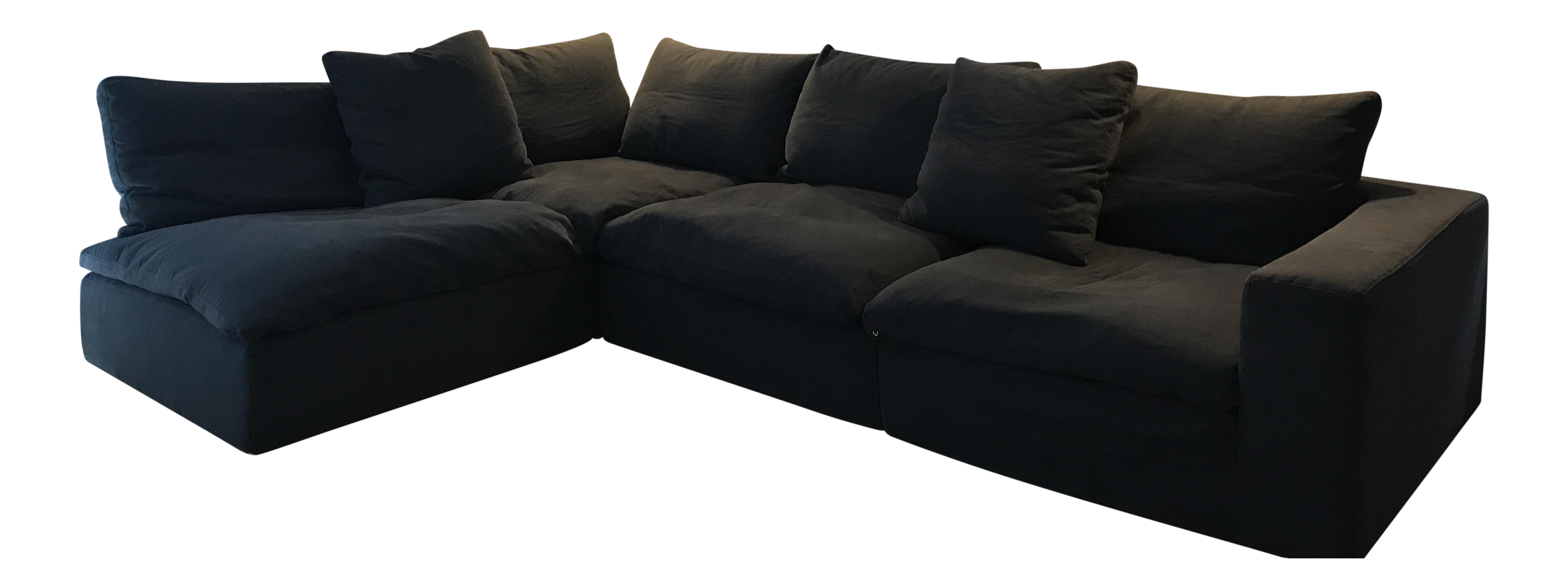Restoration Hardware Cloud Modular Sectional