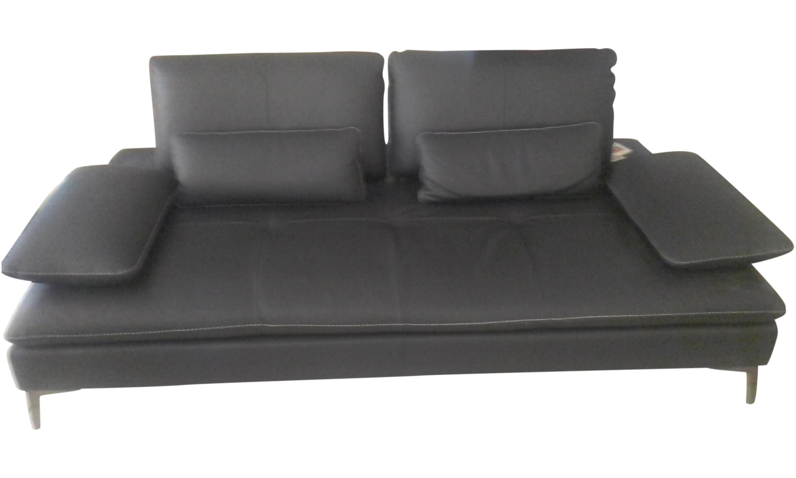 roche bobois scenario 3 seat sofa chairish. Black Bedroom Furniture Sets. Home Design Ideas