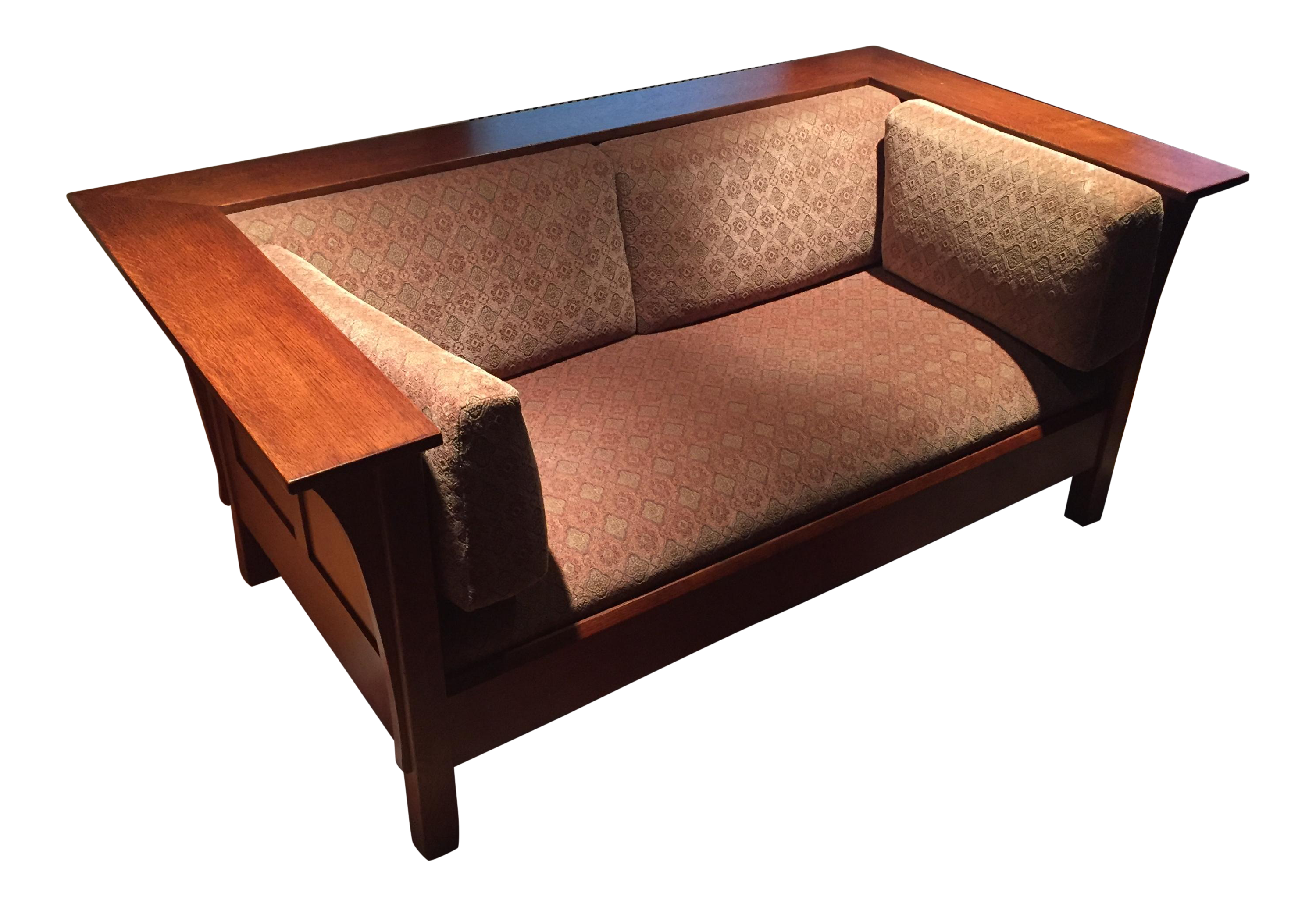 Stickley Sofa Table Gallery Coffee Table Design Ideas : mission oak style stickley sofas 7291 from geotapseo.com size 3001 x 2069 png 3115kB