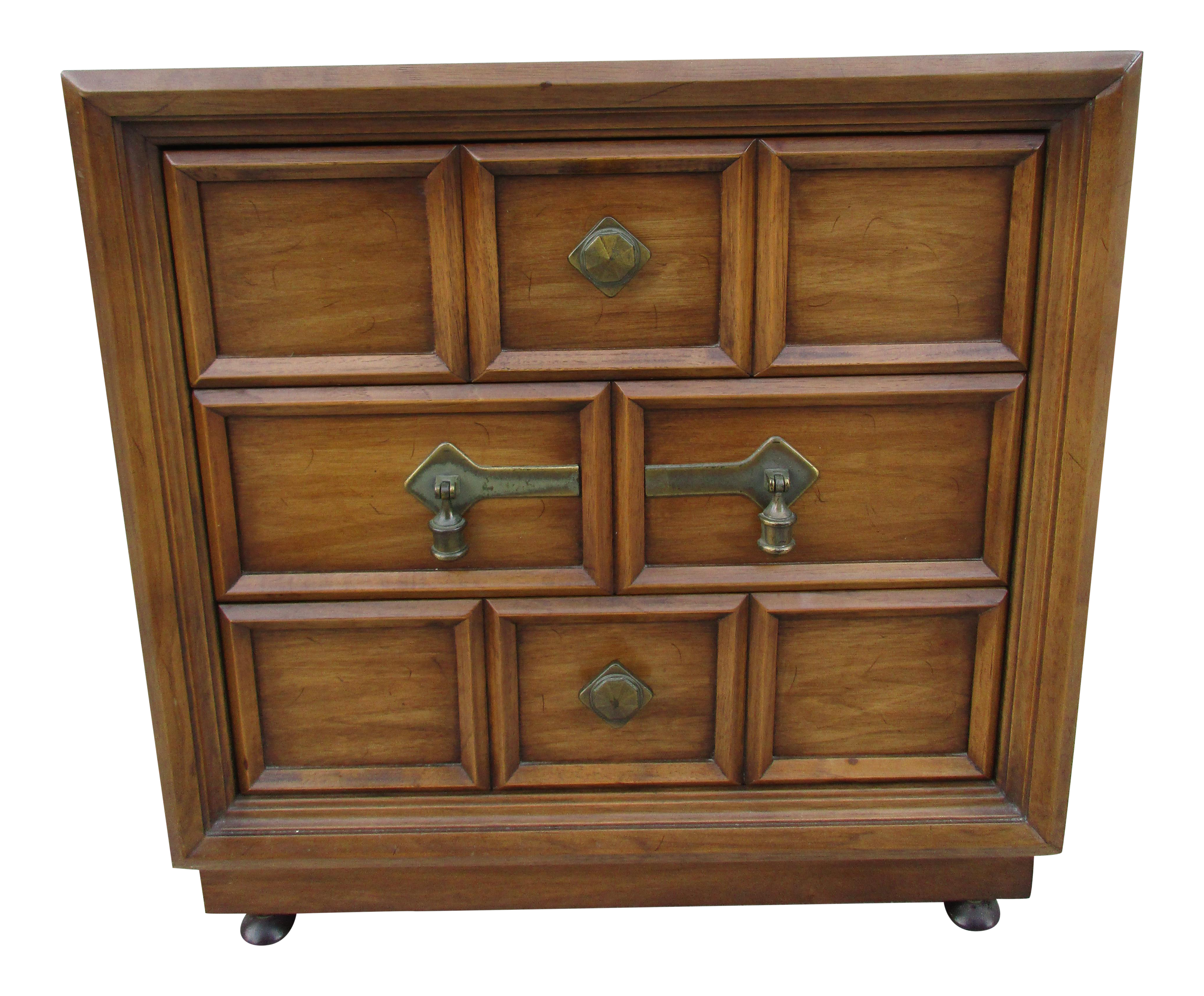 Gently used drexel furniture up to 70 off at chairish drexel collage group nightstand geotapseo Image collections