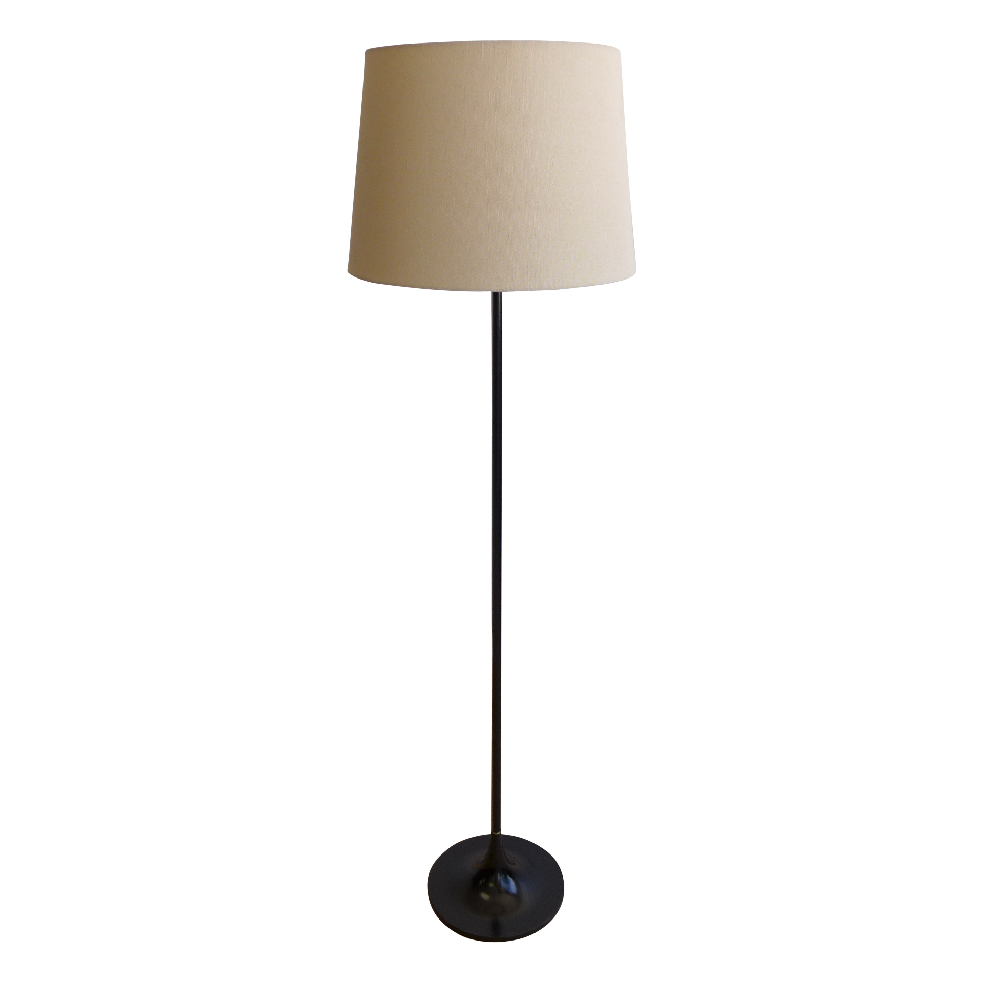 Laurel lighting eames era tulip floor lamp chairish for Eames lampe