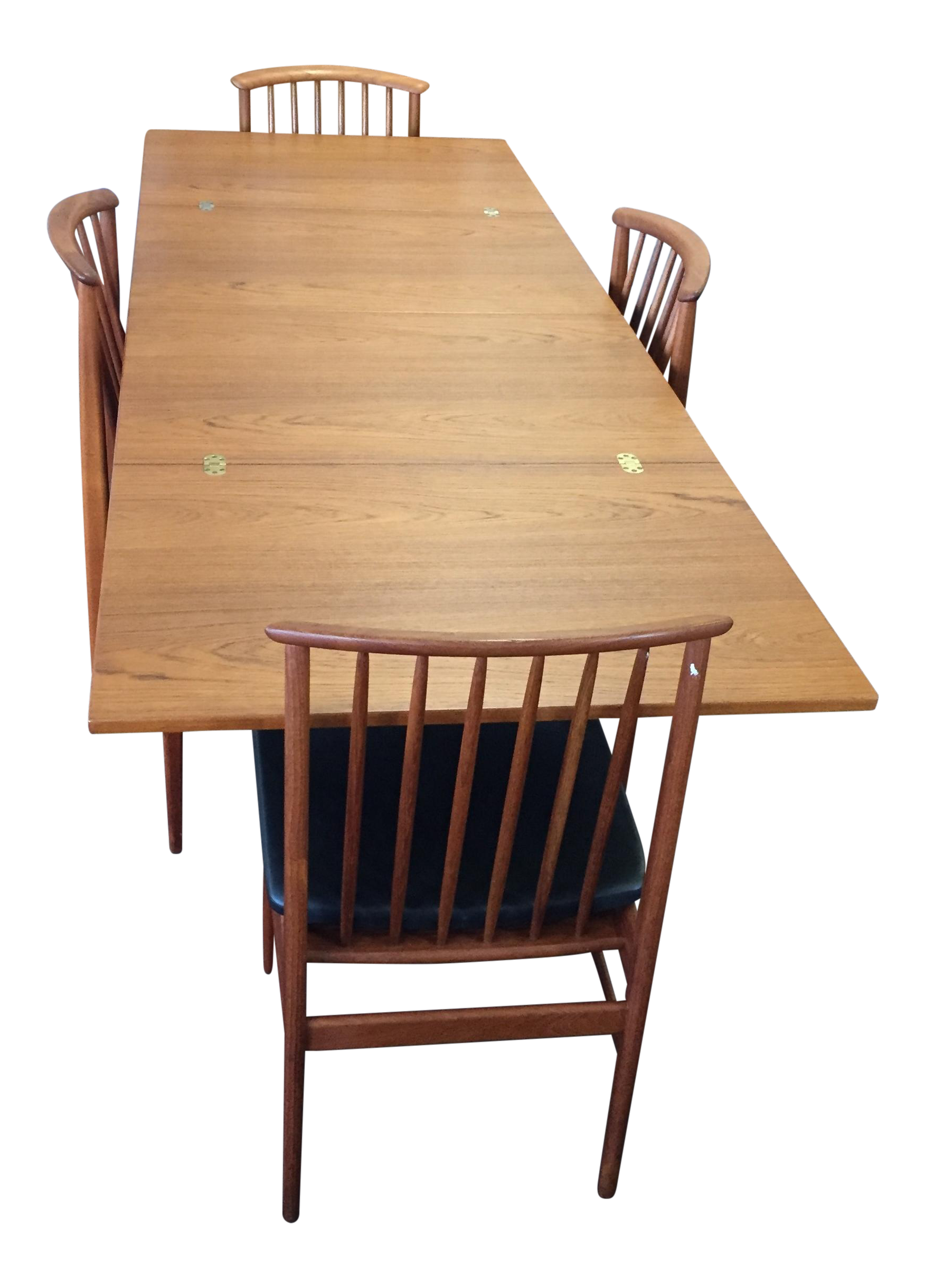Swedish Skaraborgs Dining Flip Flop Table Amp Dux Chairs