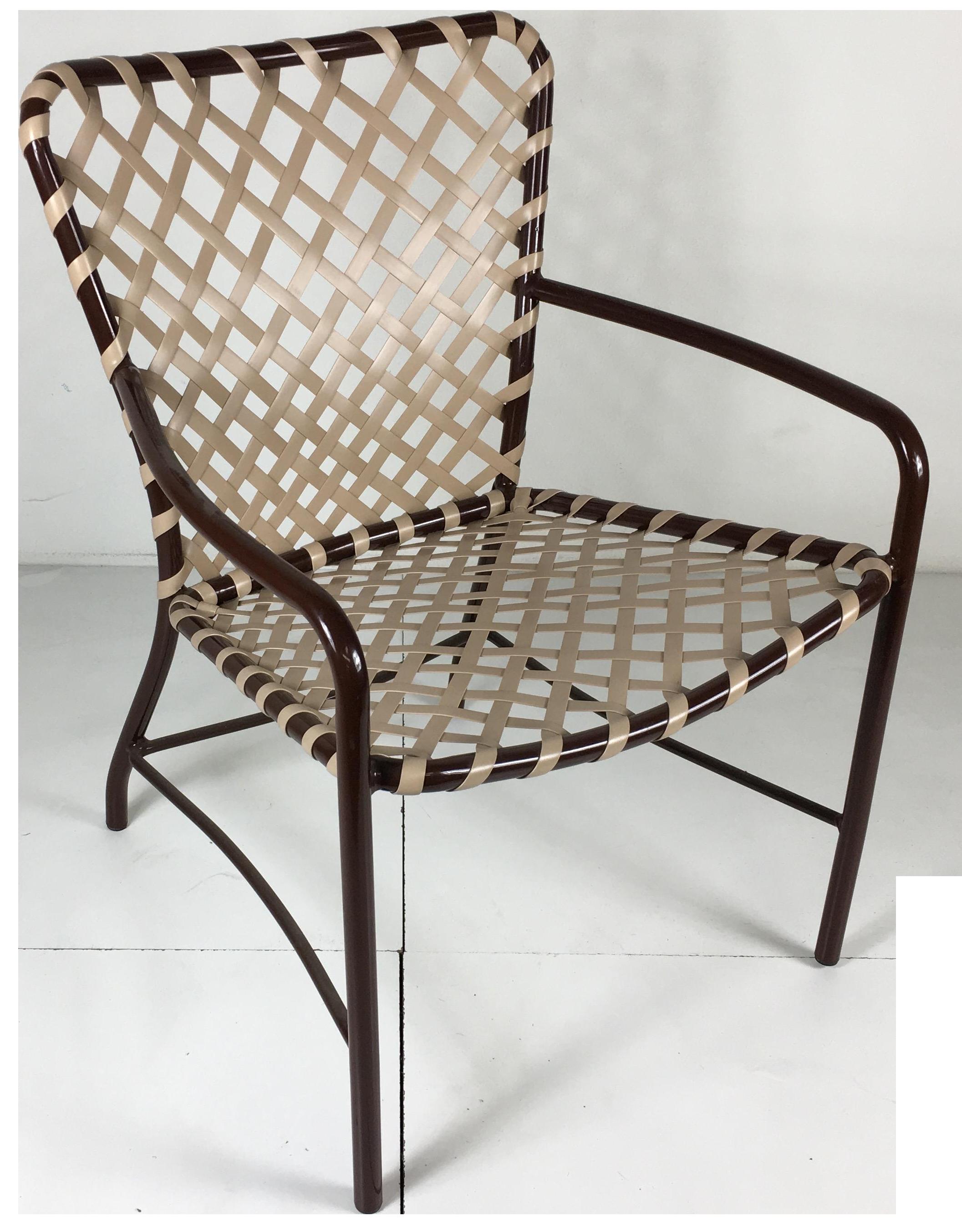 Brown Jordan Tamiami Dining Chair Chairish