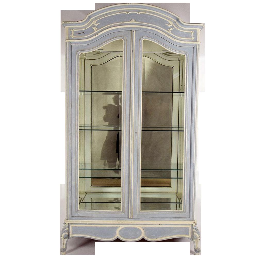 1000 #5C4F3B French 19th C. Louis XV 2 Door Display Cabinet Chairish wallpaper 3ft French Doors 46651028