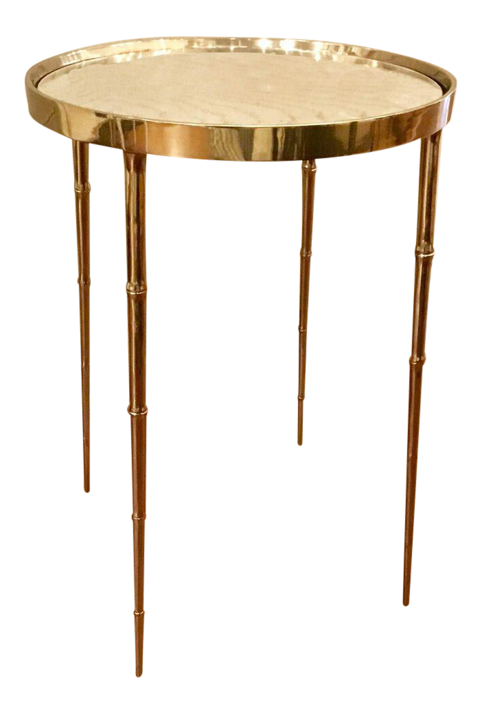 Charming Barbara Barry For Henredon CoCo Accent Table