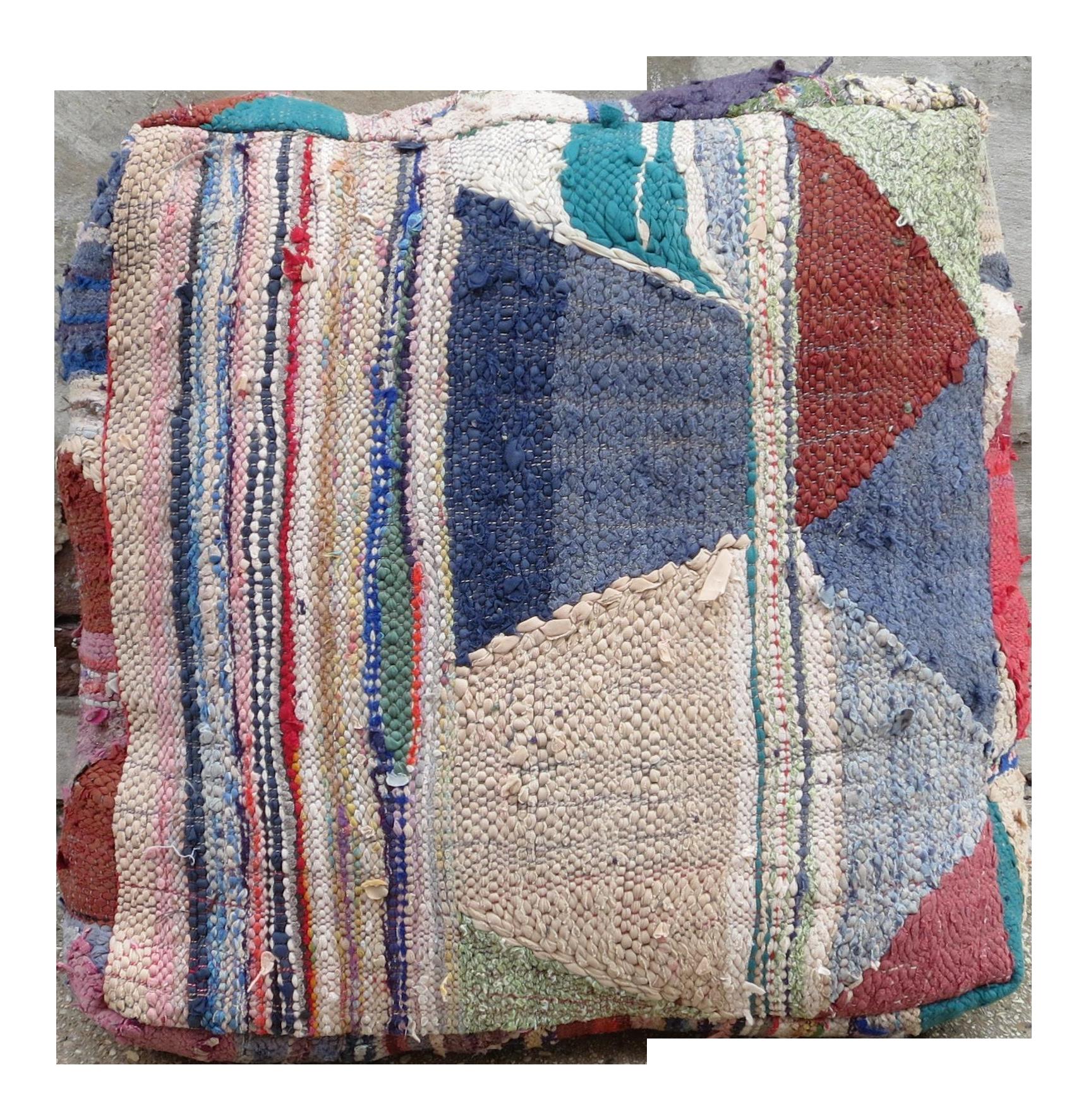 How To Make Moroccan Floor Pillows : Moroccan Floor Pillow Chairish