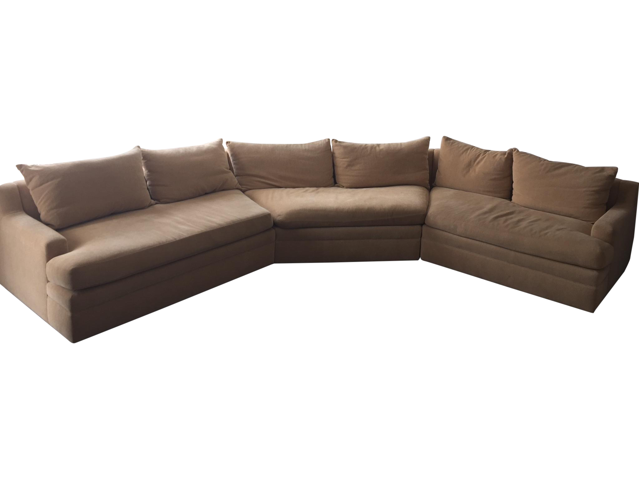Kroll Furniture Custom Sofa Sectional