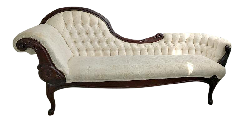 Carlton Mclendon Repoduction Victorian Fainting Couch