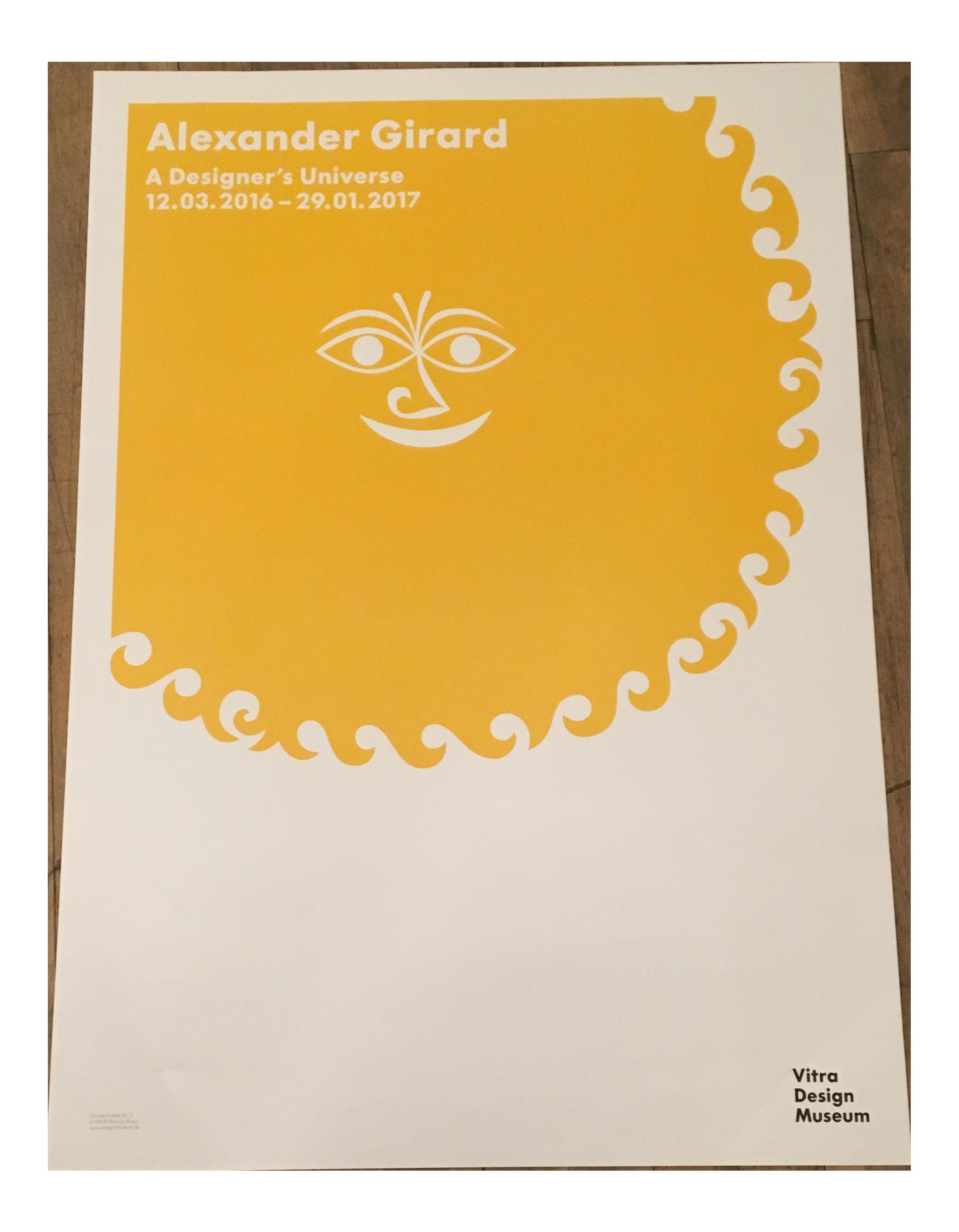 Poster vitra design museum - Poster Vitra Design Museum 31