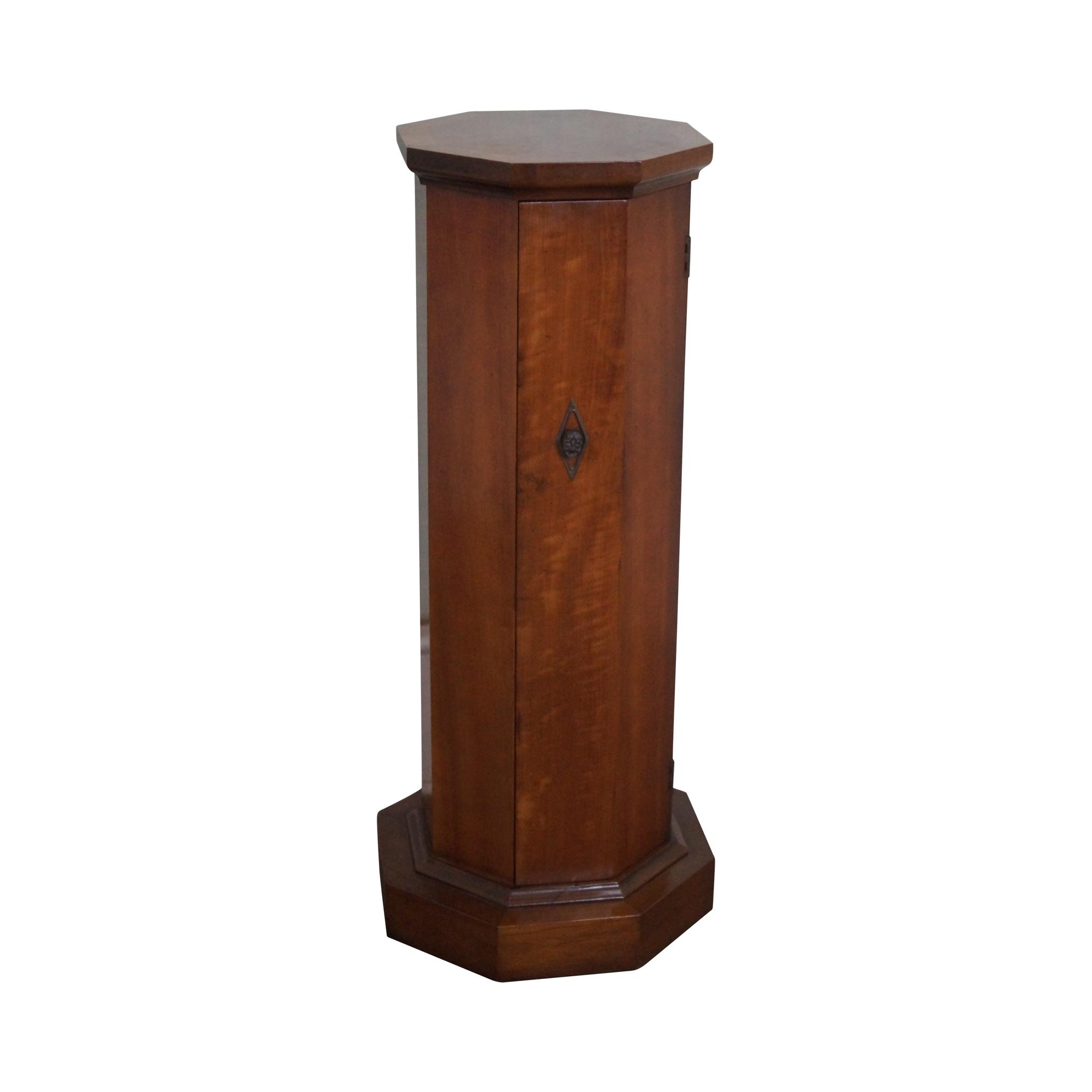 Fine Arts Furniture Co Vintage Regency Pedestal Chairish