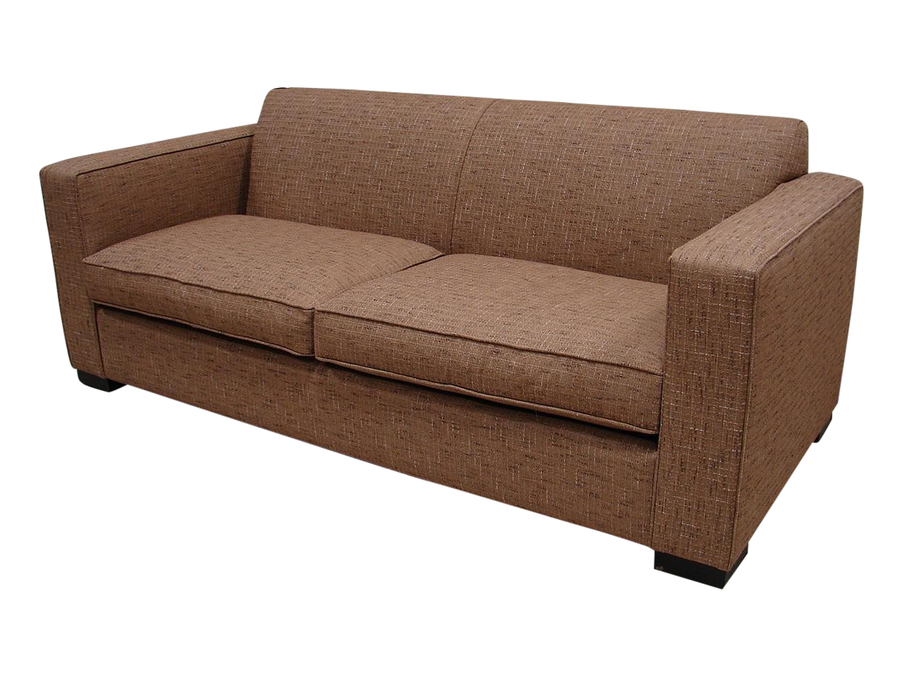 McCreary Mid Century Modern Couch Sofa | Chairish