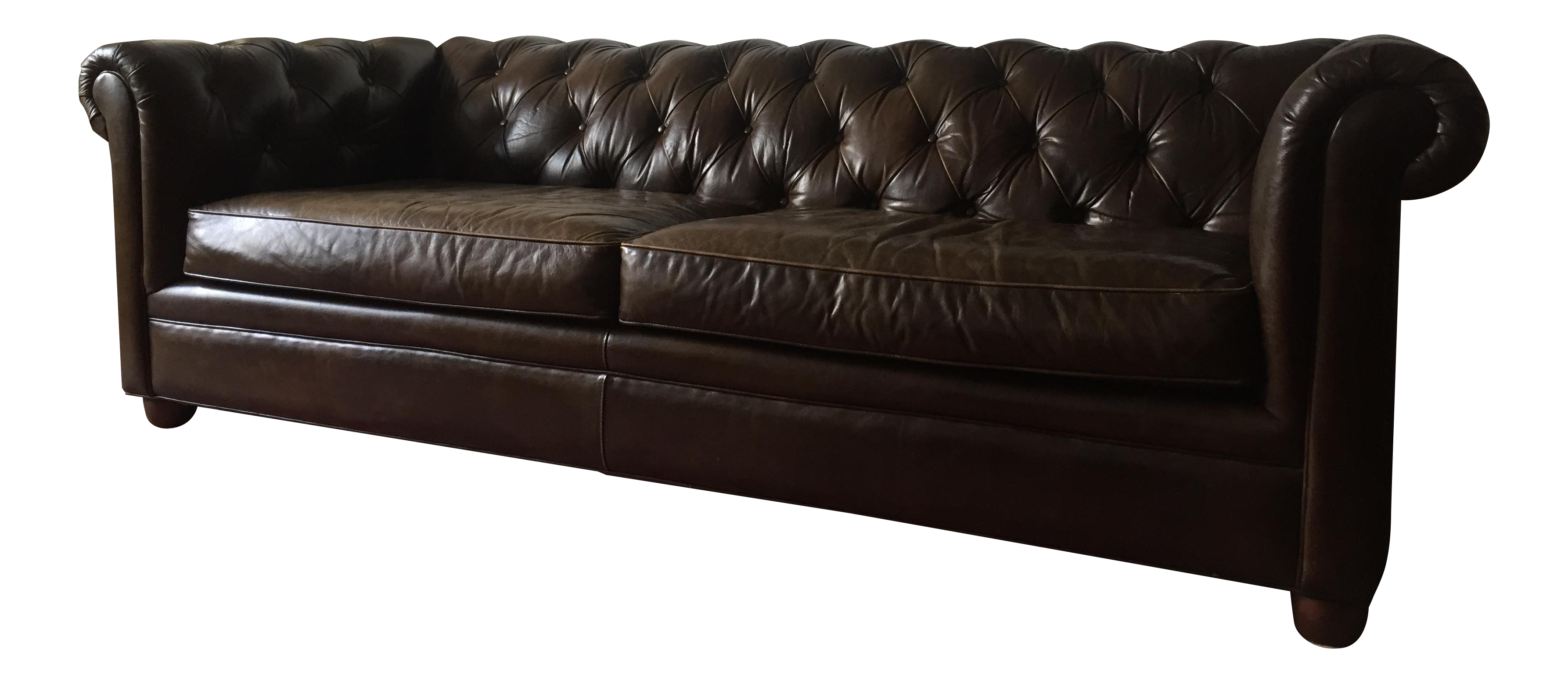 Chesterfield Sofa Pottery Barn chesterfield upholstered sofa