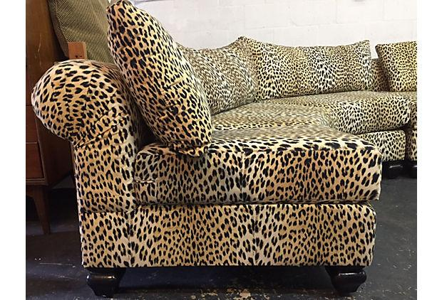 Lovely Sofa Leopard Hereo