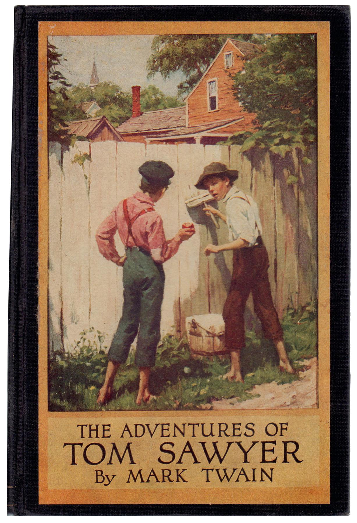 The Adventures Of Tom Sawyer Chairish