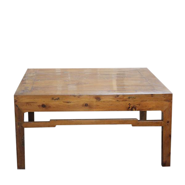 Antique Cypress Coffee Table Chairish