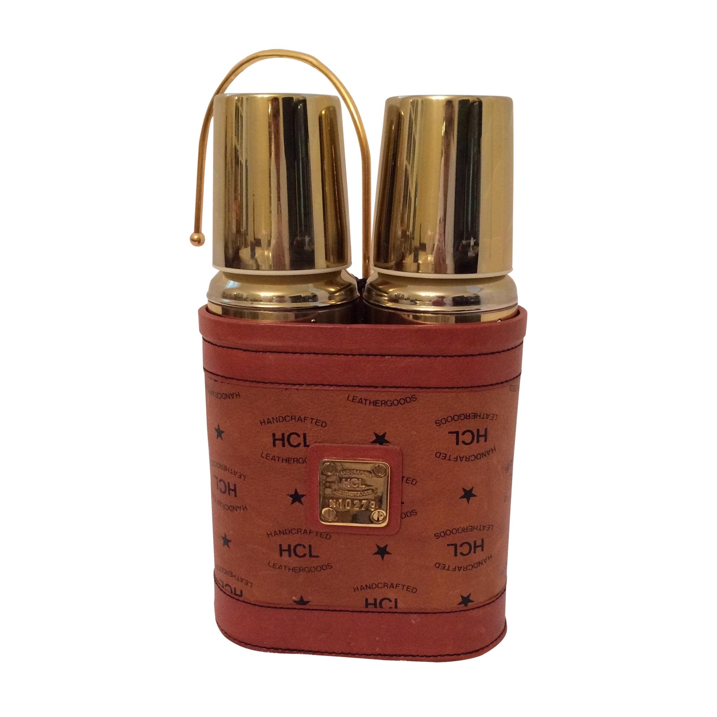 Hcl handcrafted leather goods - Image Of Hcl Handcrafted Leather Goods Beverage Container