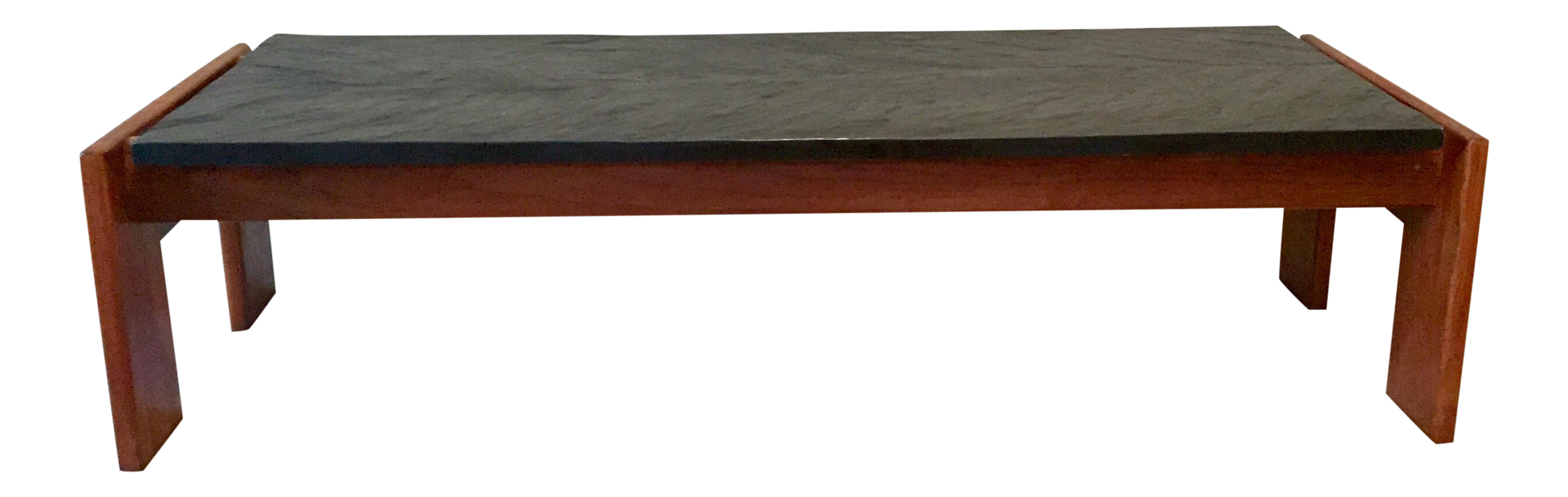 Adrian Pearsall Slate Top Coffee Table