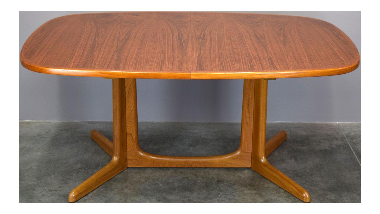 Vintage & Used Danish Modern Dining Tables