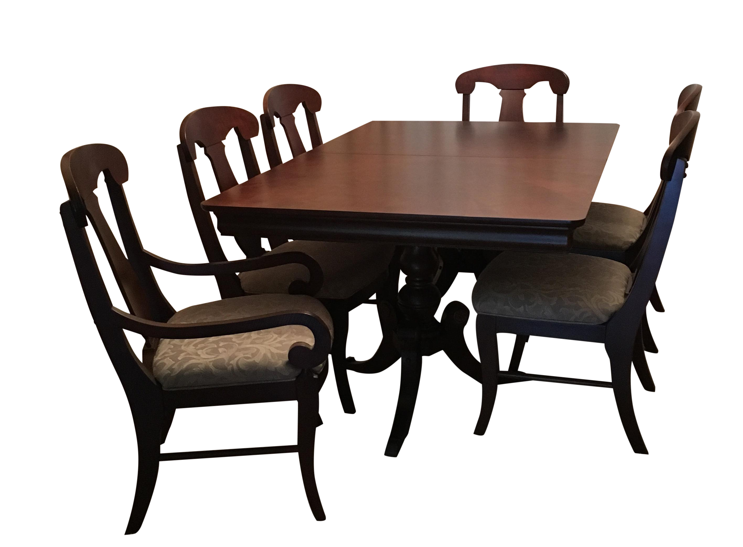 Bassett Chateau Marseille Dining Set
