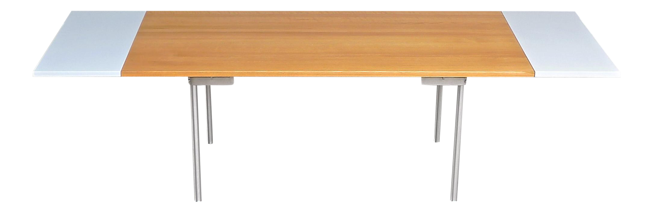 Exquisite Wegner CH318 Danish Modern Dining Table or Work Table