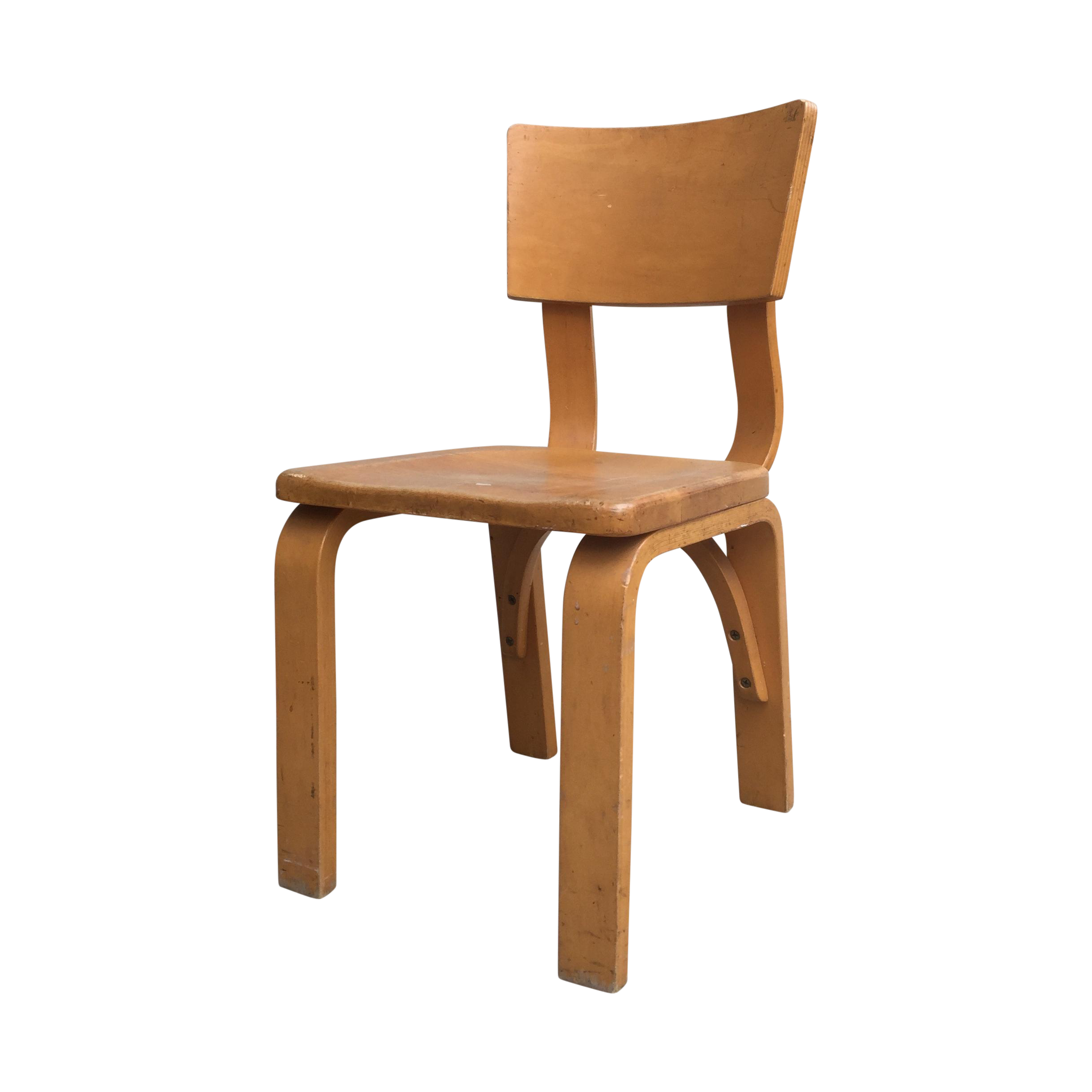Thonet Child S Bentwood Chair Chairish