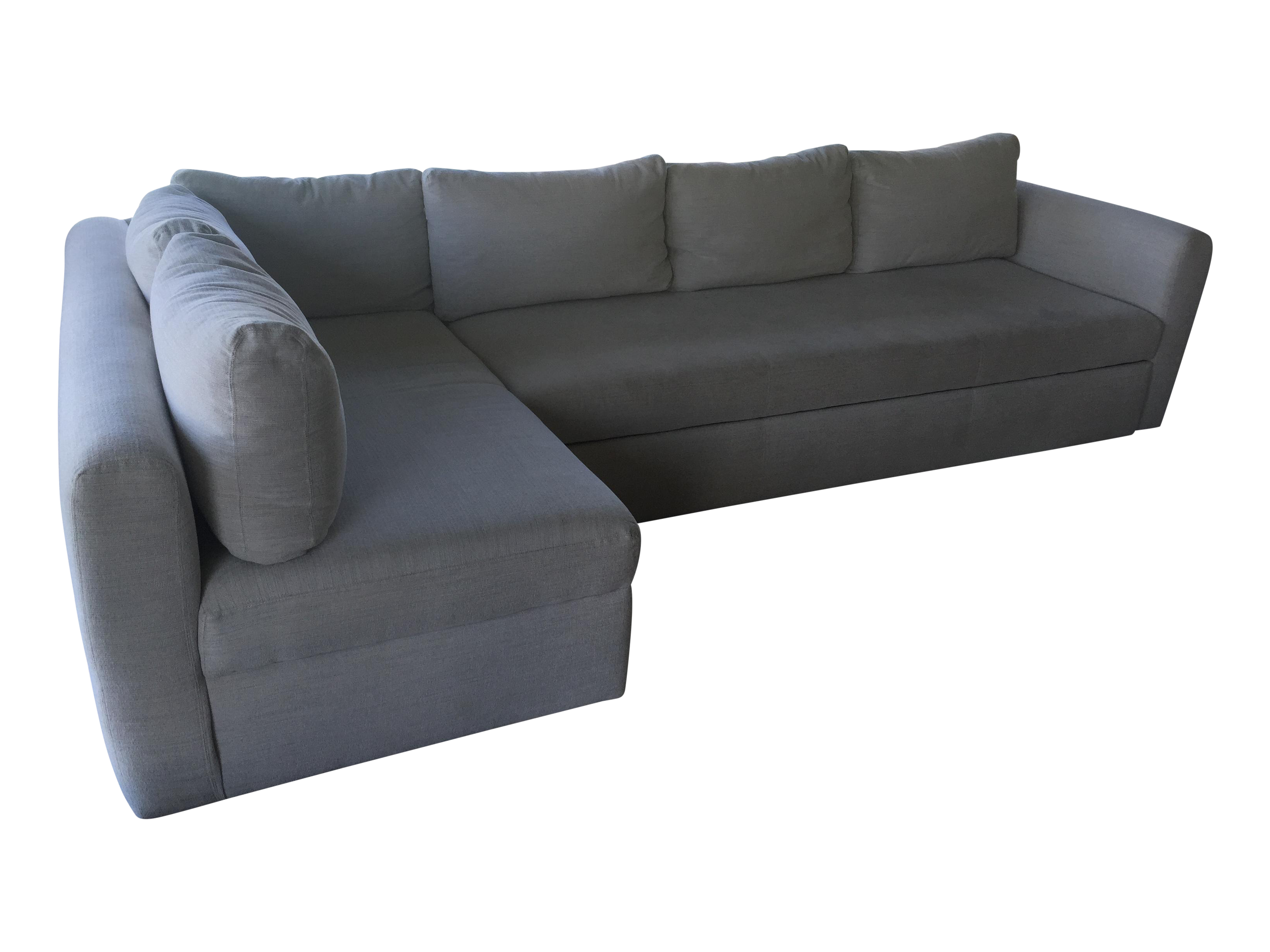 Room & Board Oxford Sectional with Storage