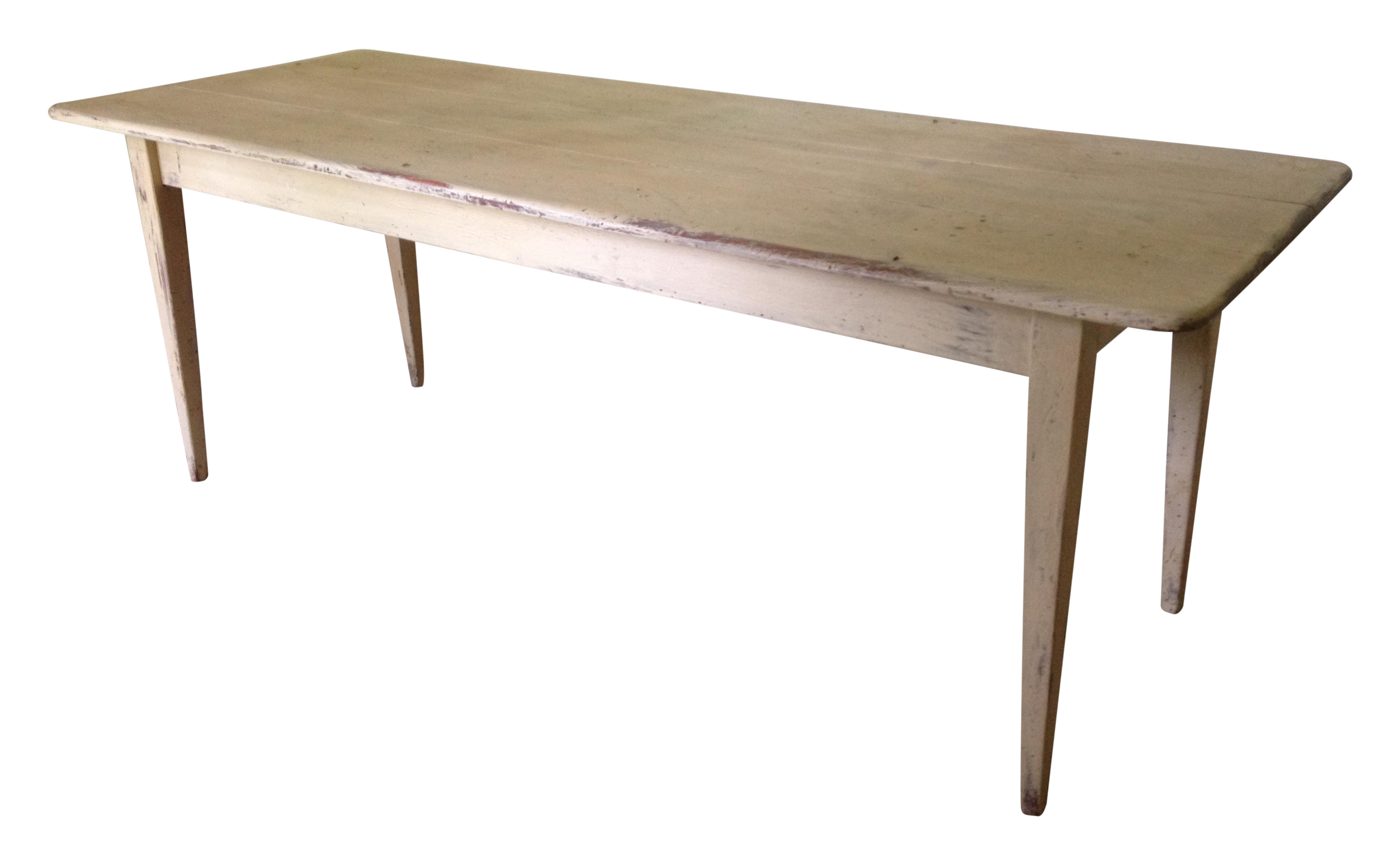 Shaker Style 84 Dining Table Chairish