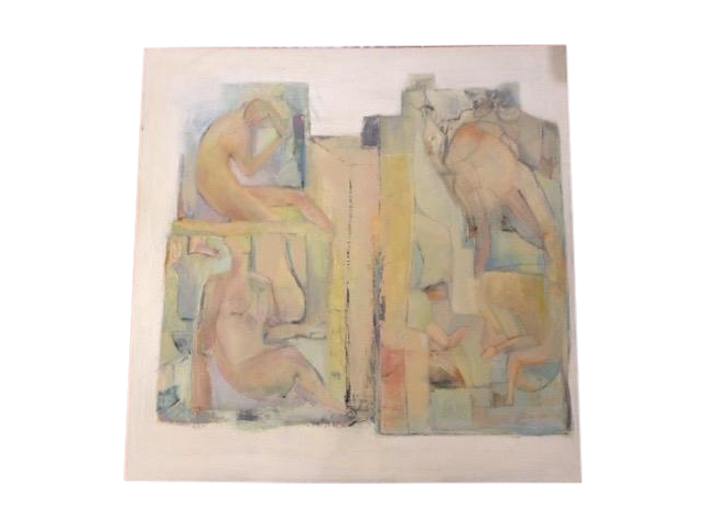 Acrylic Nudes 35