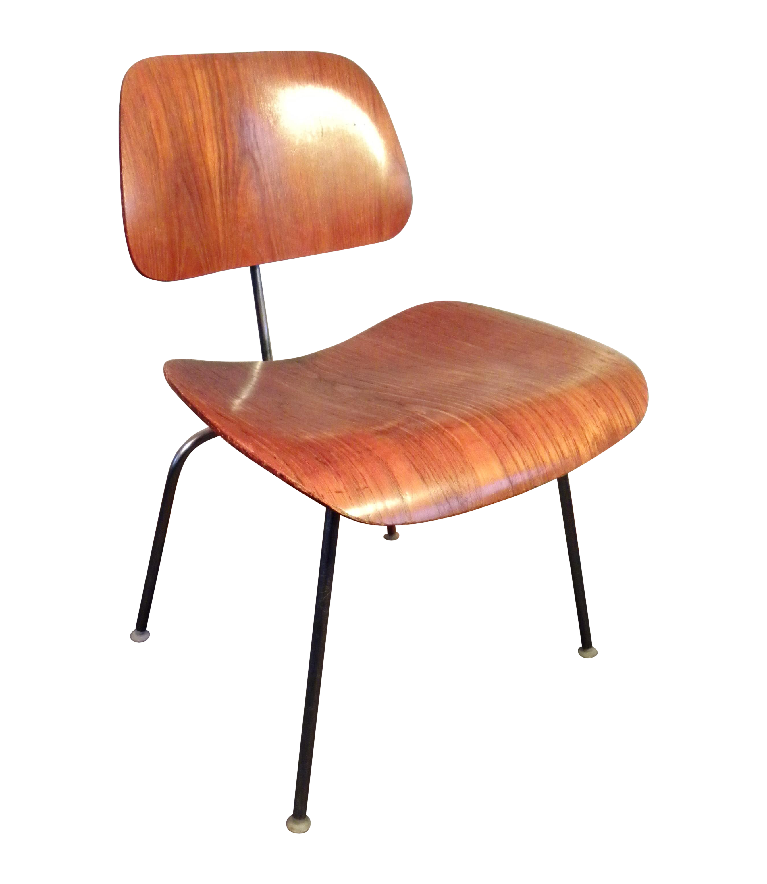 original 1960 39 s eames herman miller dcm chair chairish. Black Bedroom Furniture Sets. Home Design Ideas
