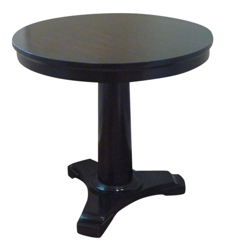 Restoration Hardware Portman Pedestal Table Chairish : 99e475fb 57aa 45e7 abf9 28d5c2465bf8 from www.chairish.com size 774 x 864 png 298kB