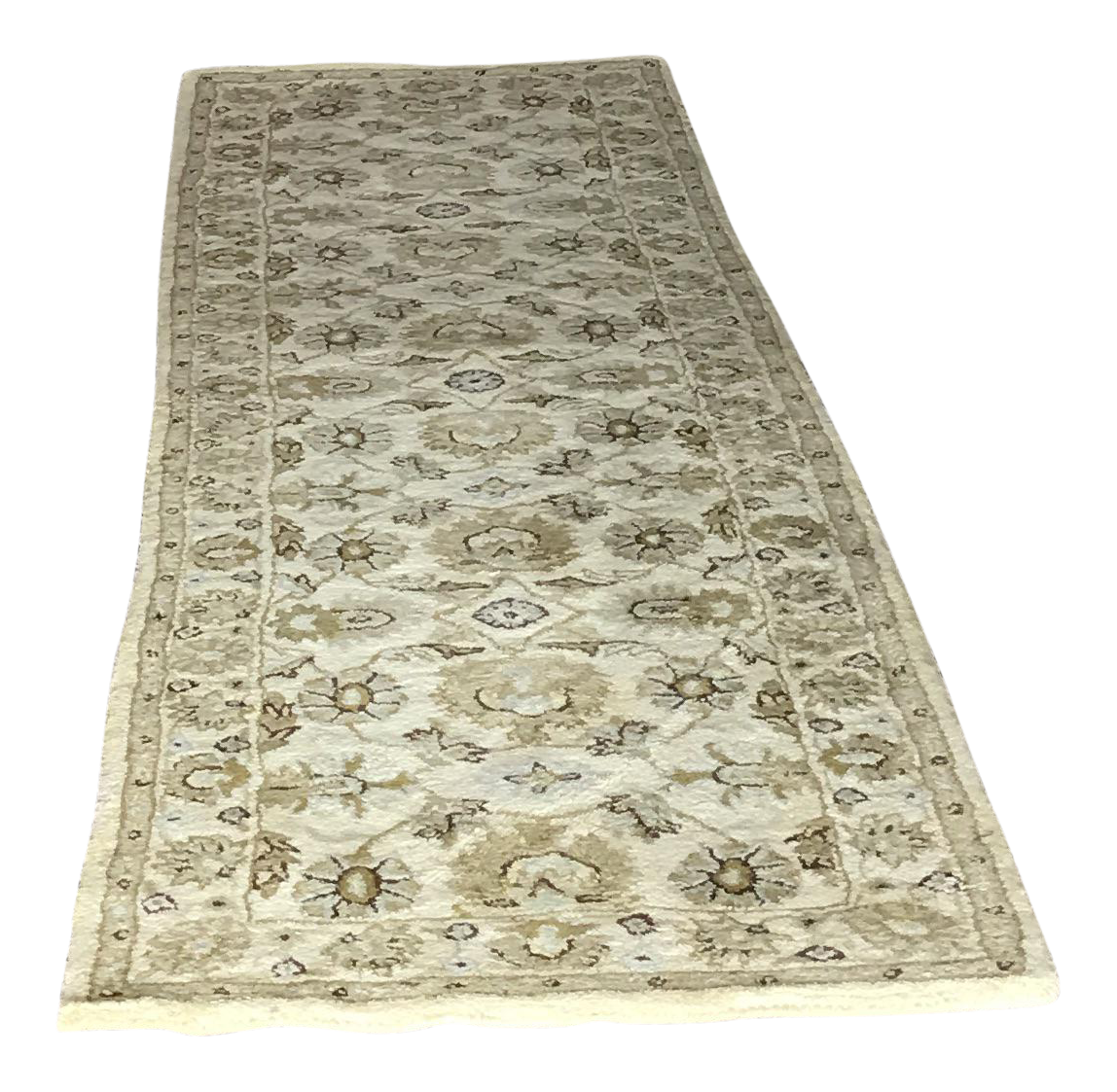 Pottery barn runner rug 2 6 8 10 chairish for Pottery barn carpet runners