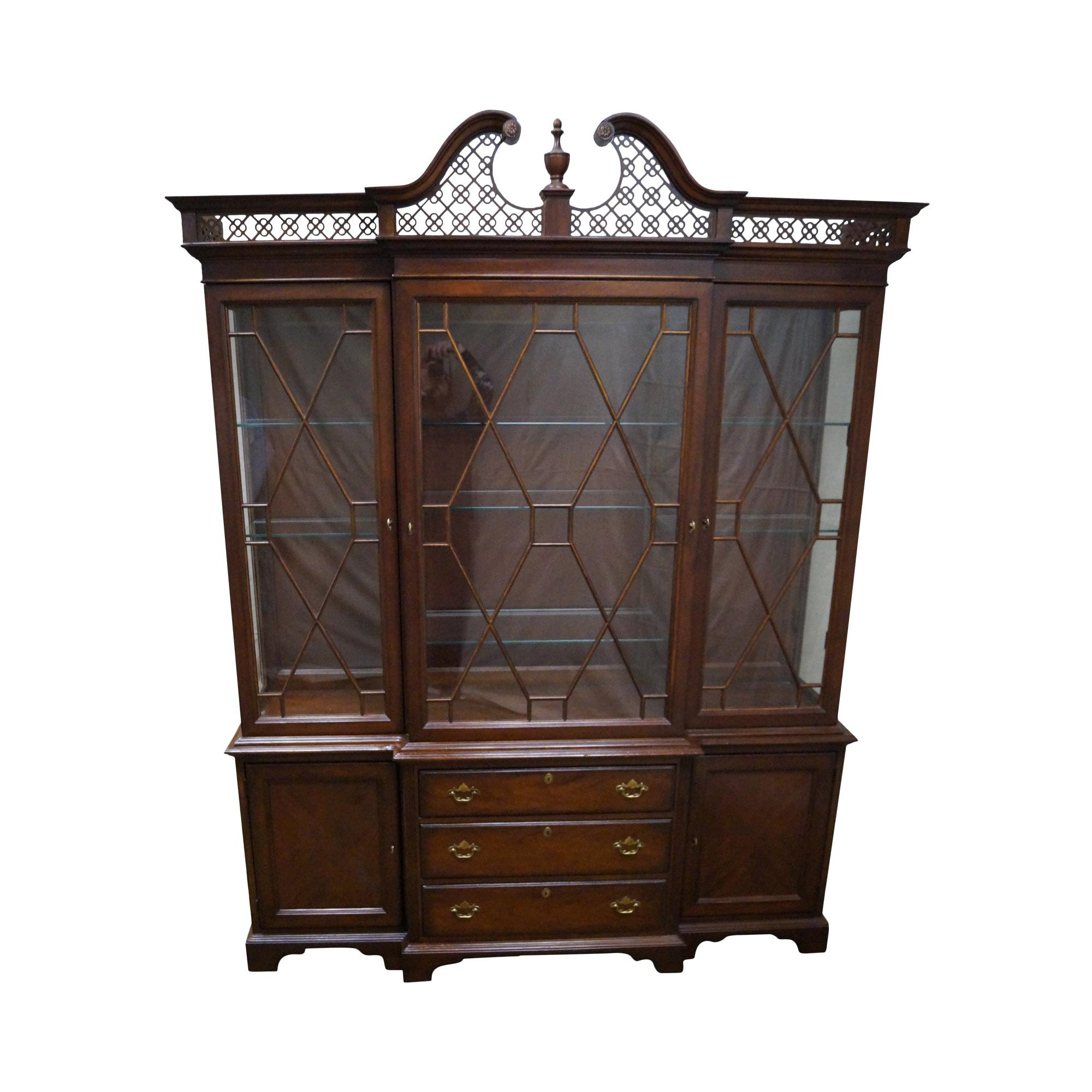 Lexington The Palmer Home Collection Large Mahogany