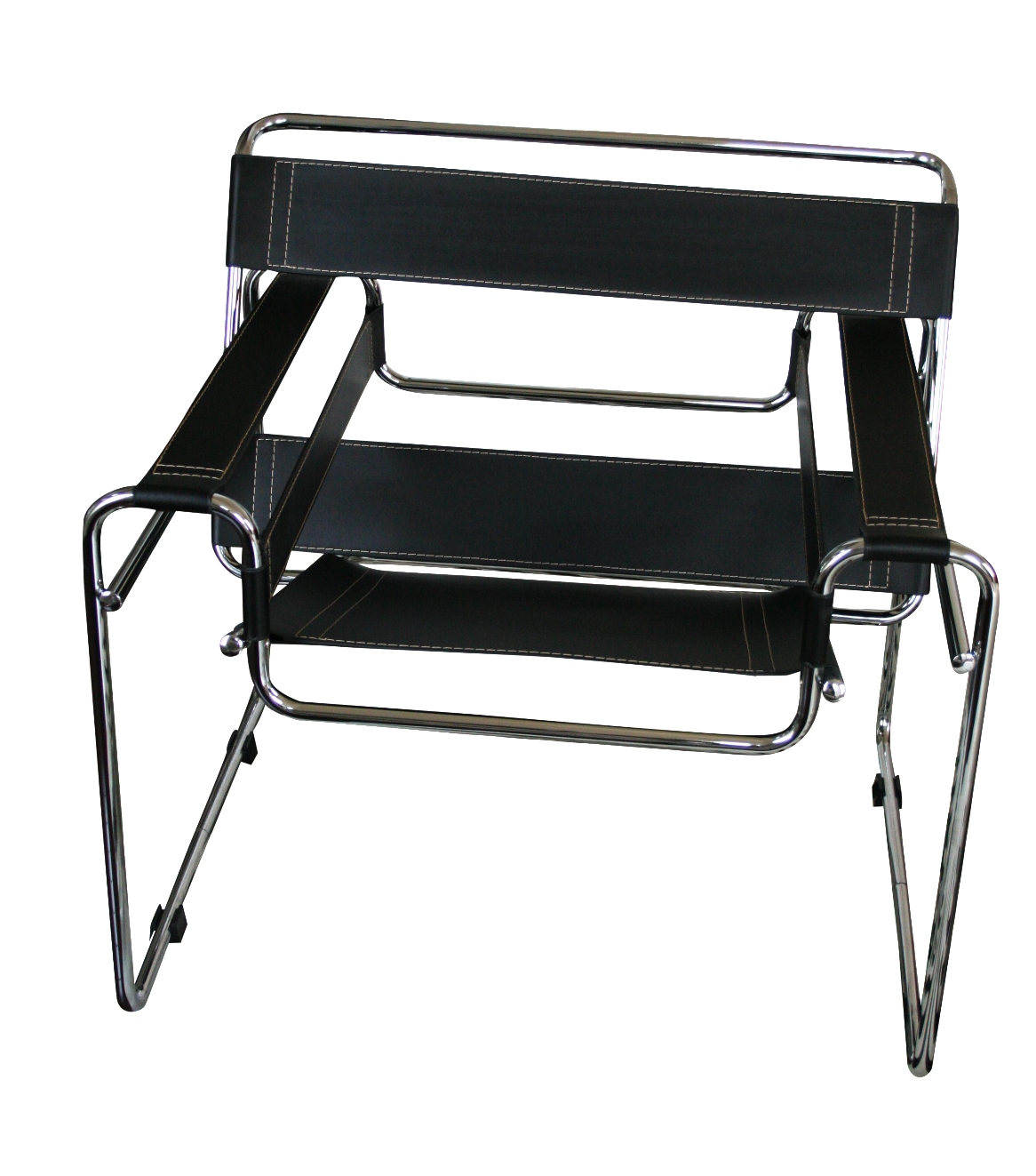 marcel breuer wassily chair reproduction 3 avail chairish. Black Bedroom Furniture Sets. Home Design Ideas