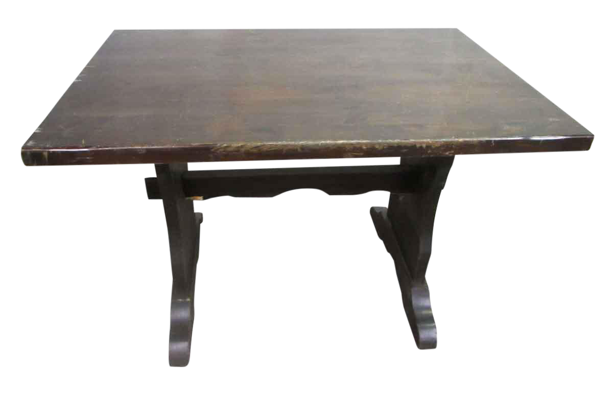 4ft Trestle Table Images Cheap Folding Card