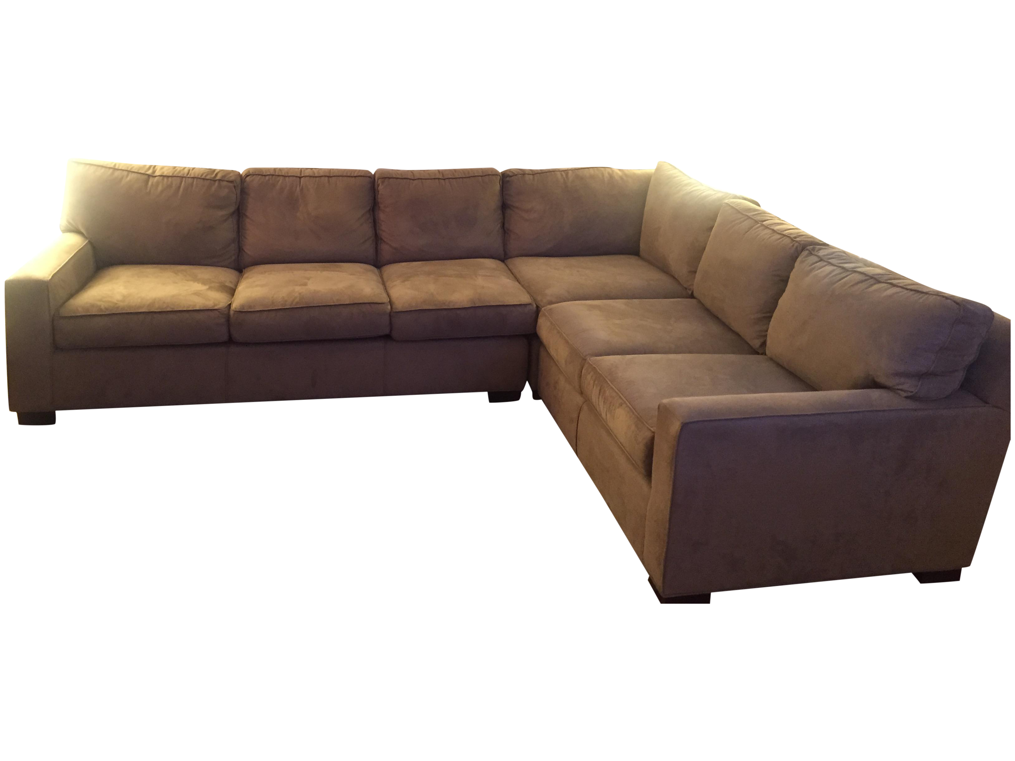 Mitchell Gold Bob Williams Sectional Sofa