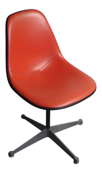 mid century modern charles eames chair for herman miller. Black Bedroom Furniture Sets. Home Design Ideas