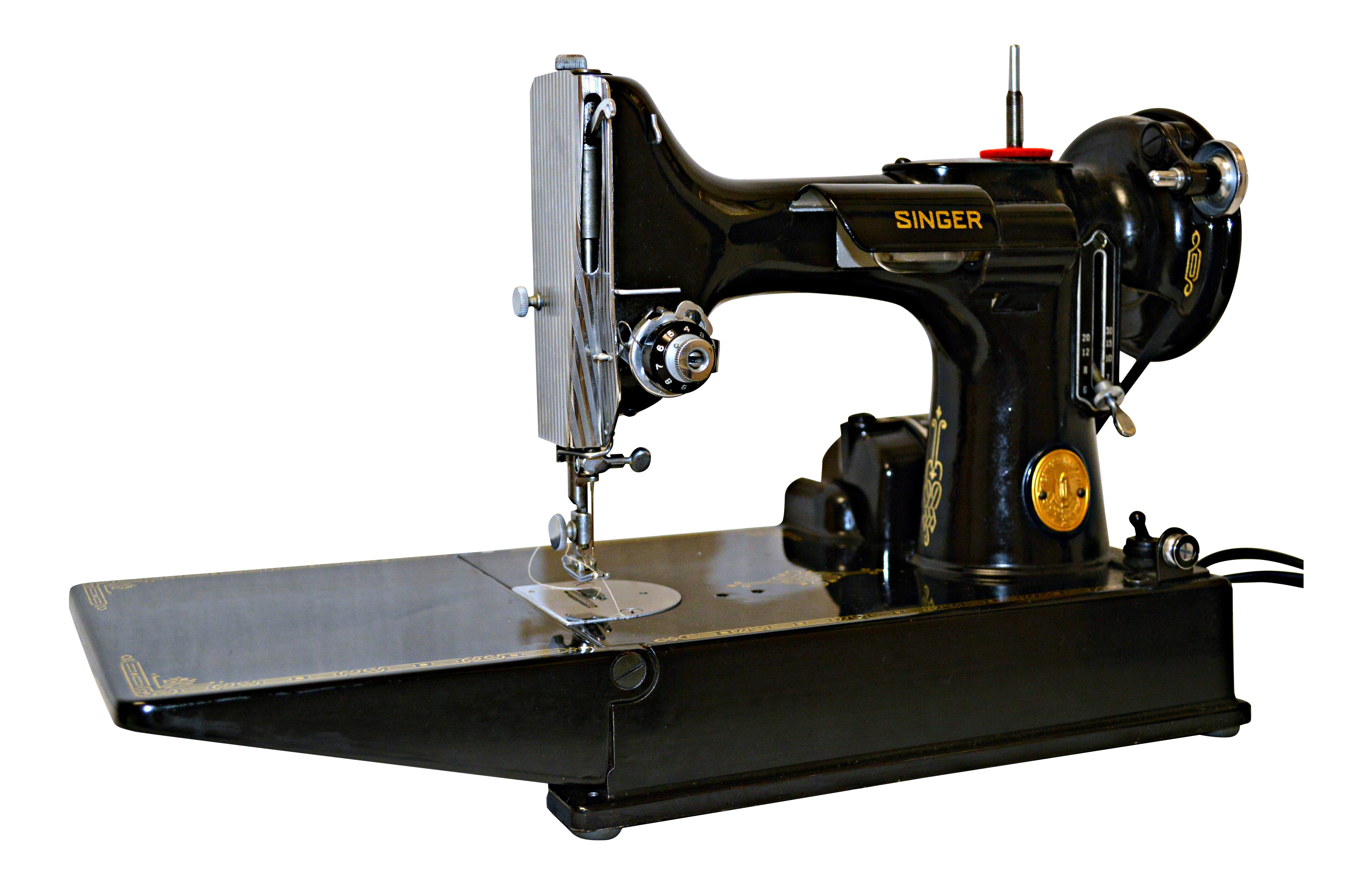 1951 singer featherweight sewing machine