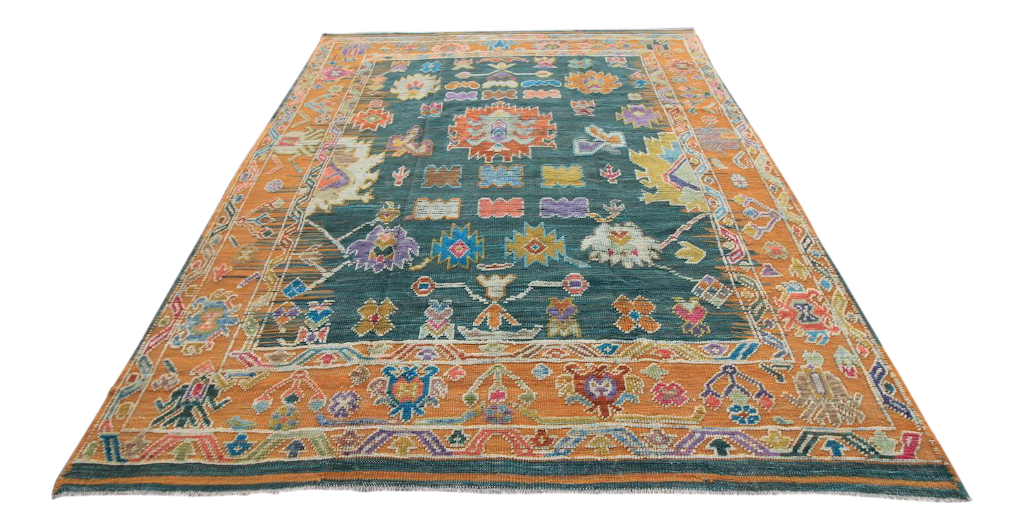 Turkish Tribal Kilim Rug 8 3 Quot X 10 4 Quot Chairish
