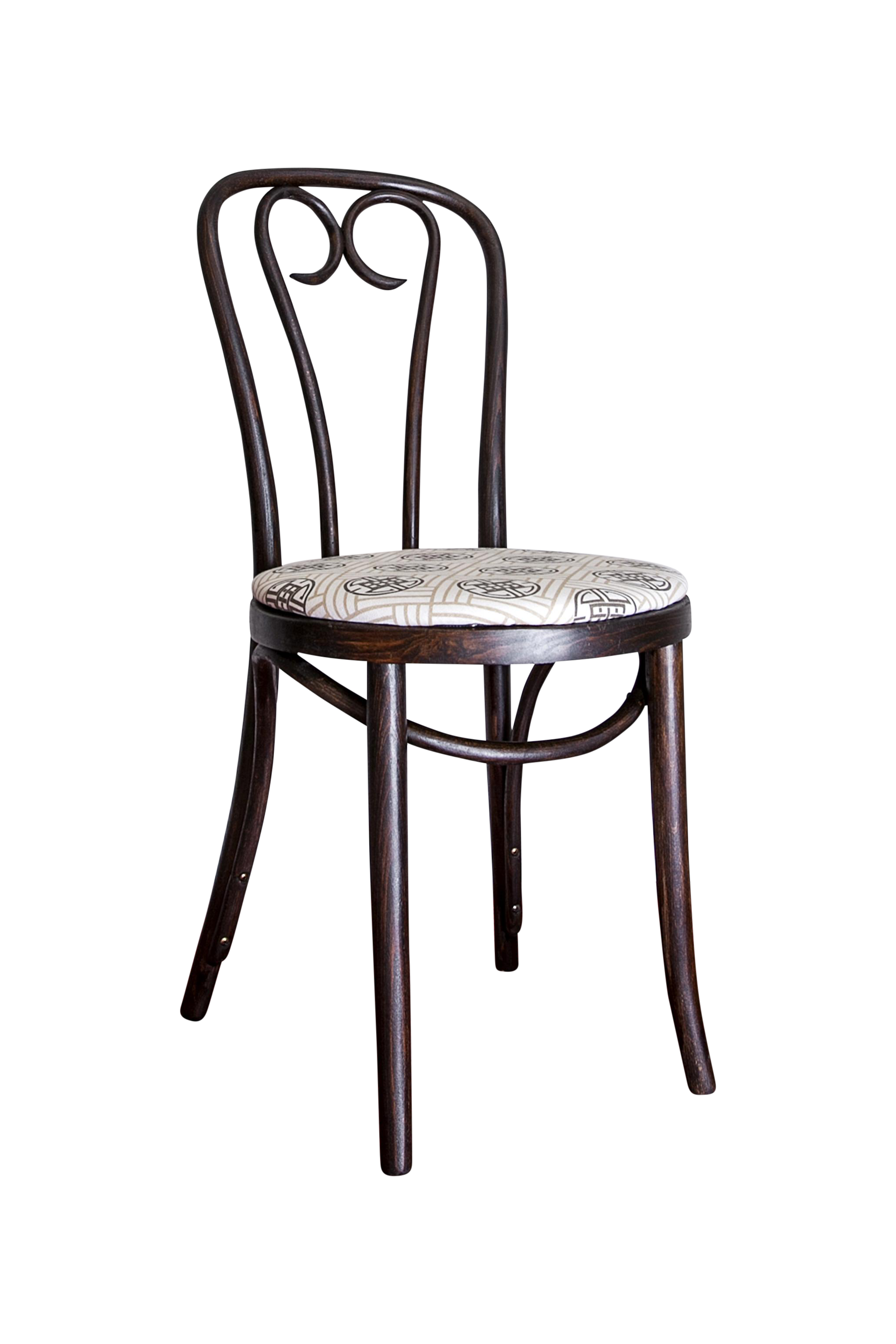 Cafe tables and chairs png - Image Of Early 20th Century Candy Cane Bentwood Cafe Chair