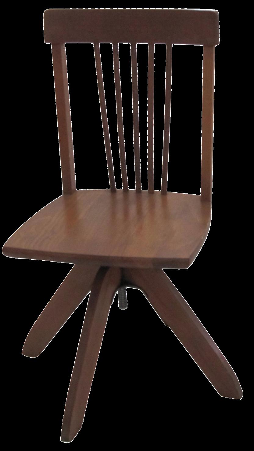 Vintage Childrens Swivel Desk Chair Chairish