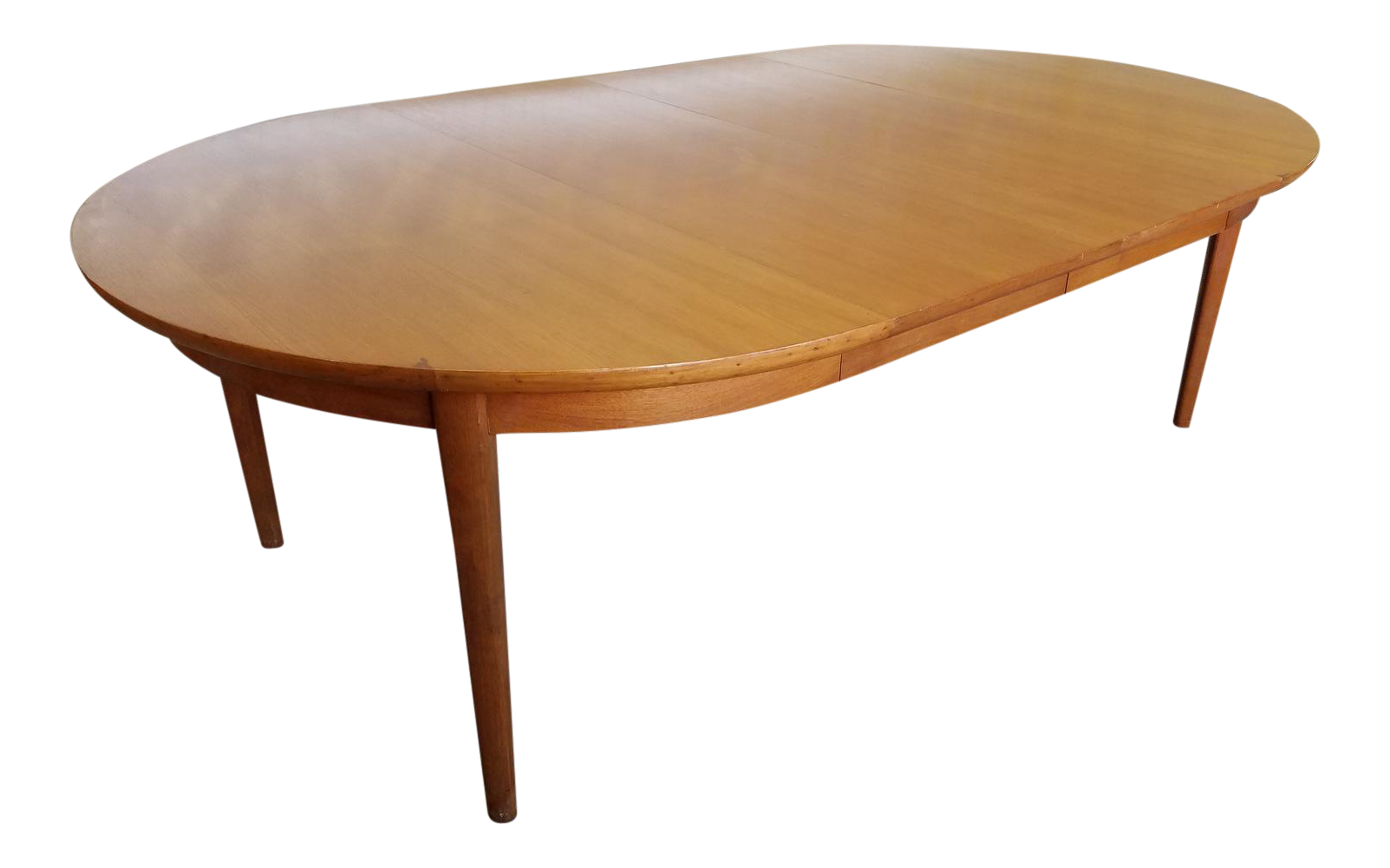 1950s Vintage Dynasty Furniture Danish Modern Style Light