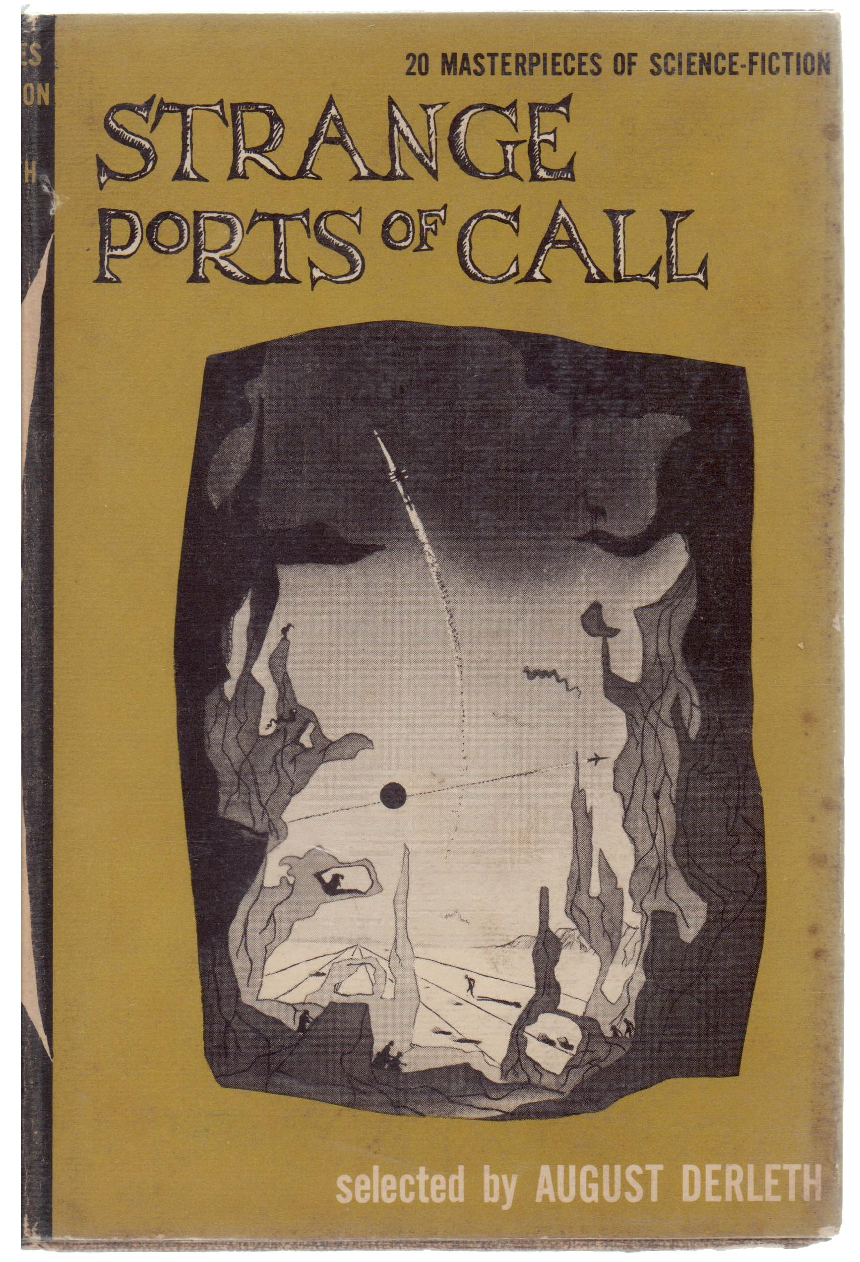 Strange Ports Of Call Chairish