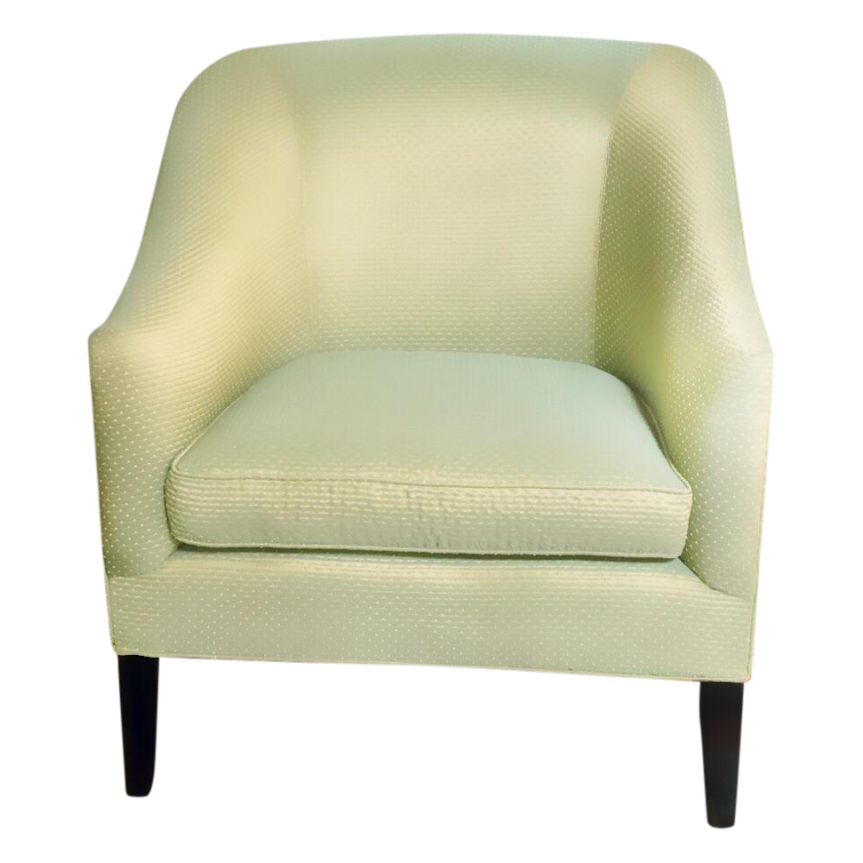mitchell gold bob williams tub chair chairish
