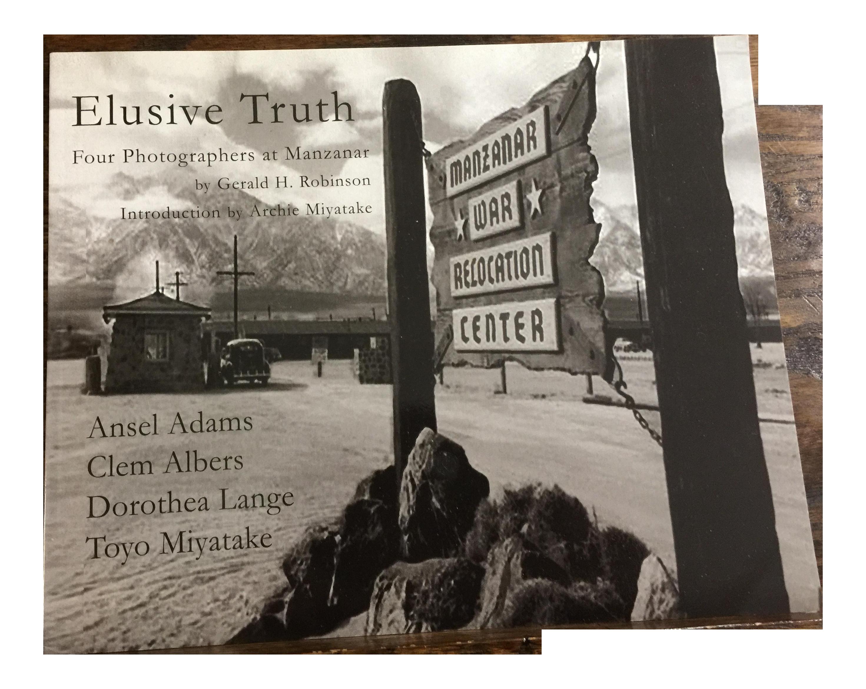 Elusive Truth Ansel Adams Manzanar graphs