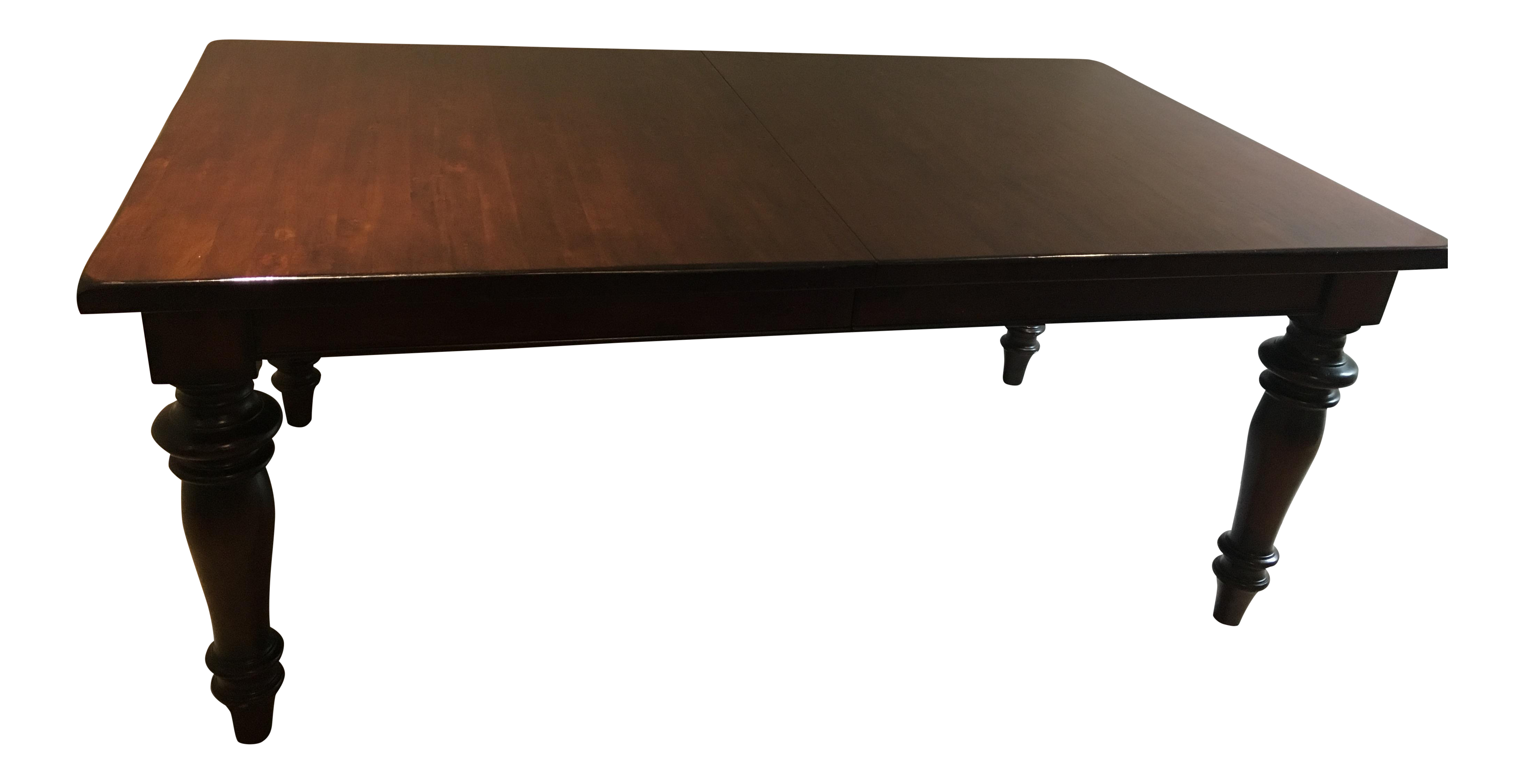 Mahogany Rectangular Dining Table With 2 Leaves Chairish : mahogany rectangular dining table with 2 leaves 6776 from www.chairish.com size 4401 x 2264 png 5807kB