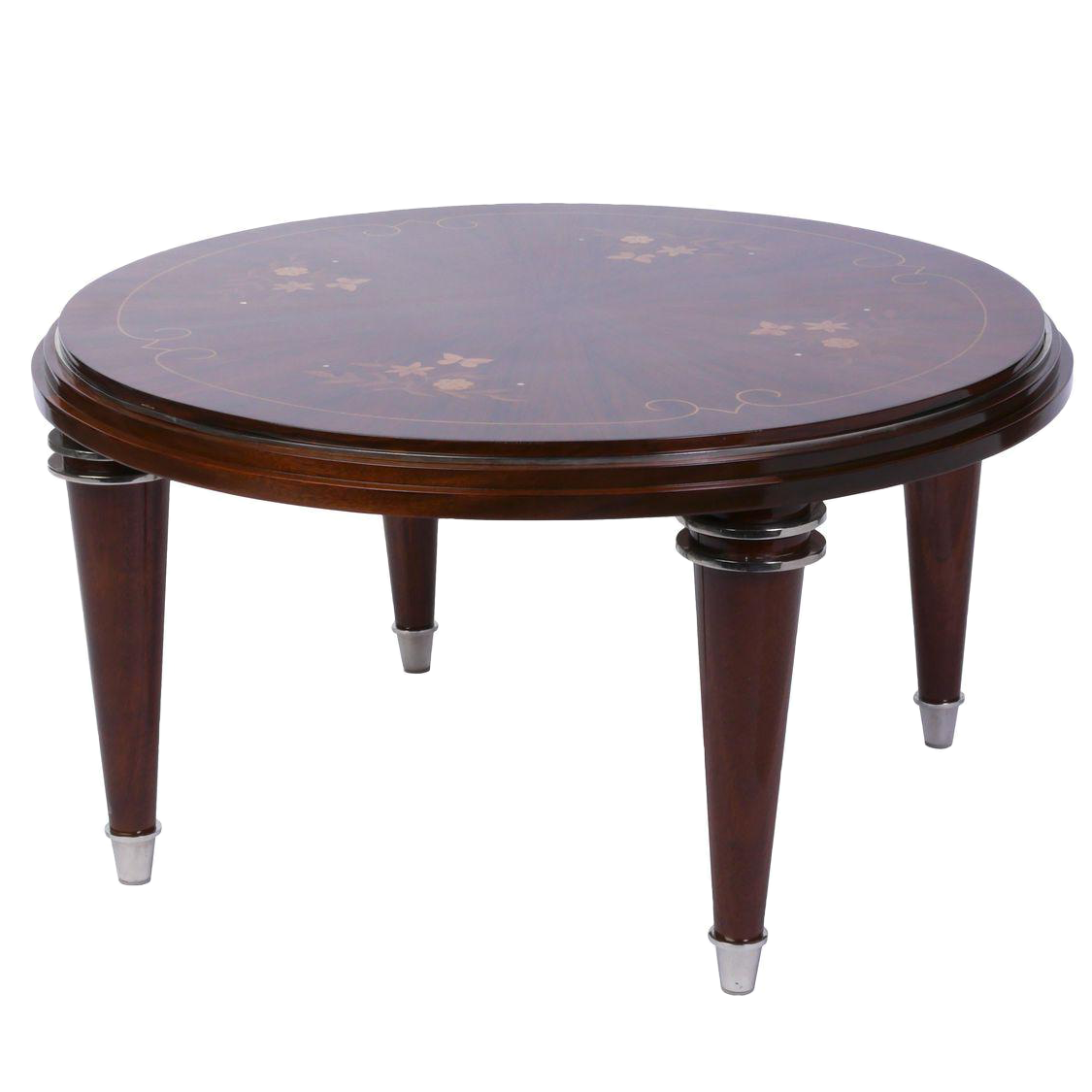 Art Deco Coffee Table Brisbane: Leleu Art Deco Coffee Table