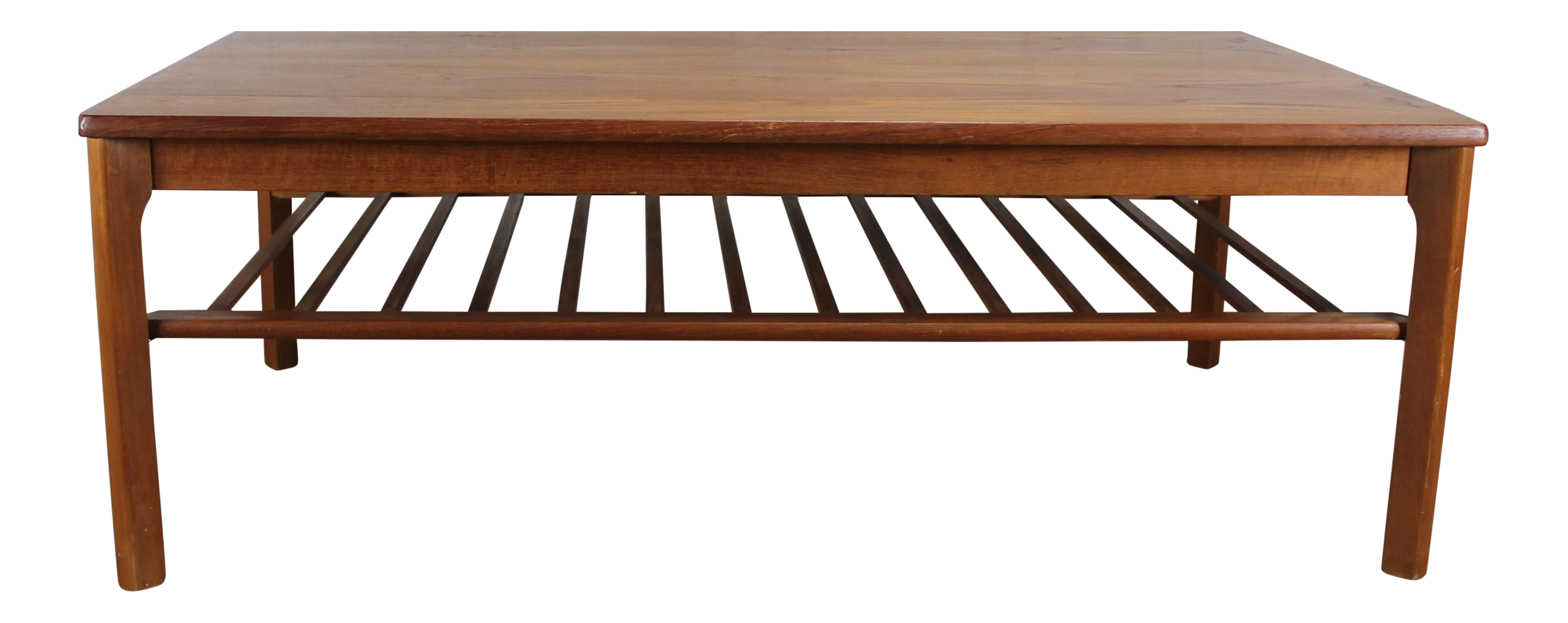Mobelfabrikken Toften Danish Modern Teak Coffee Table