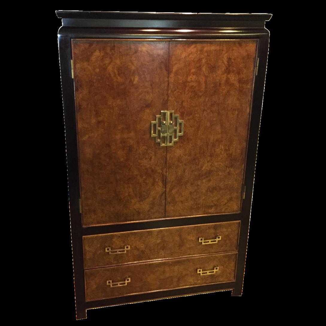 Century Furniture Chin Hua Bedroom Armoire Chairish