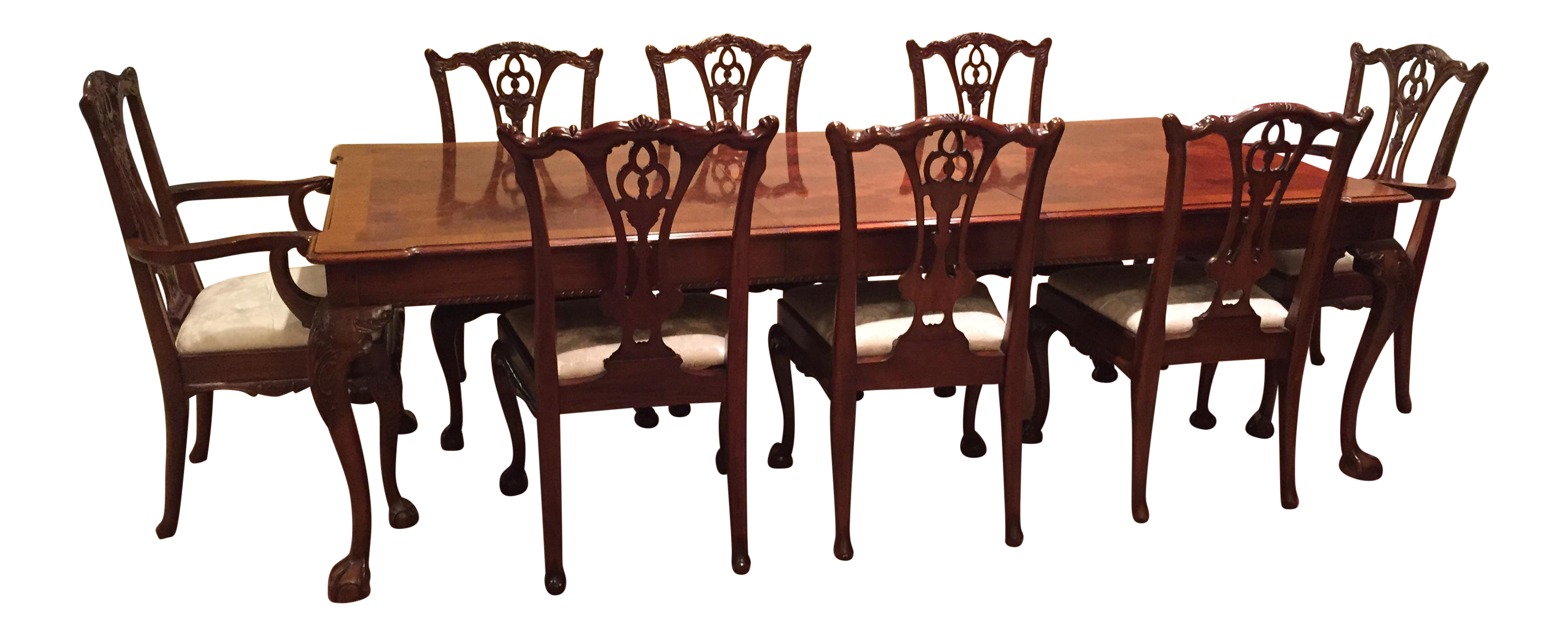 Henredon Dining Table Cost